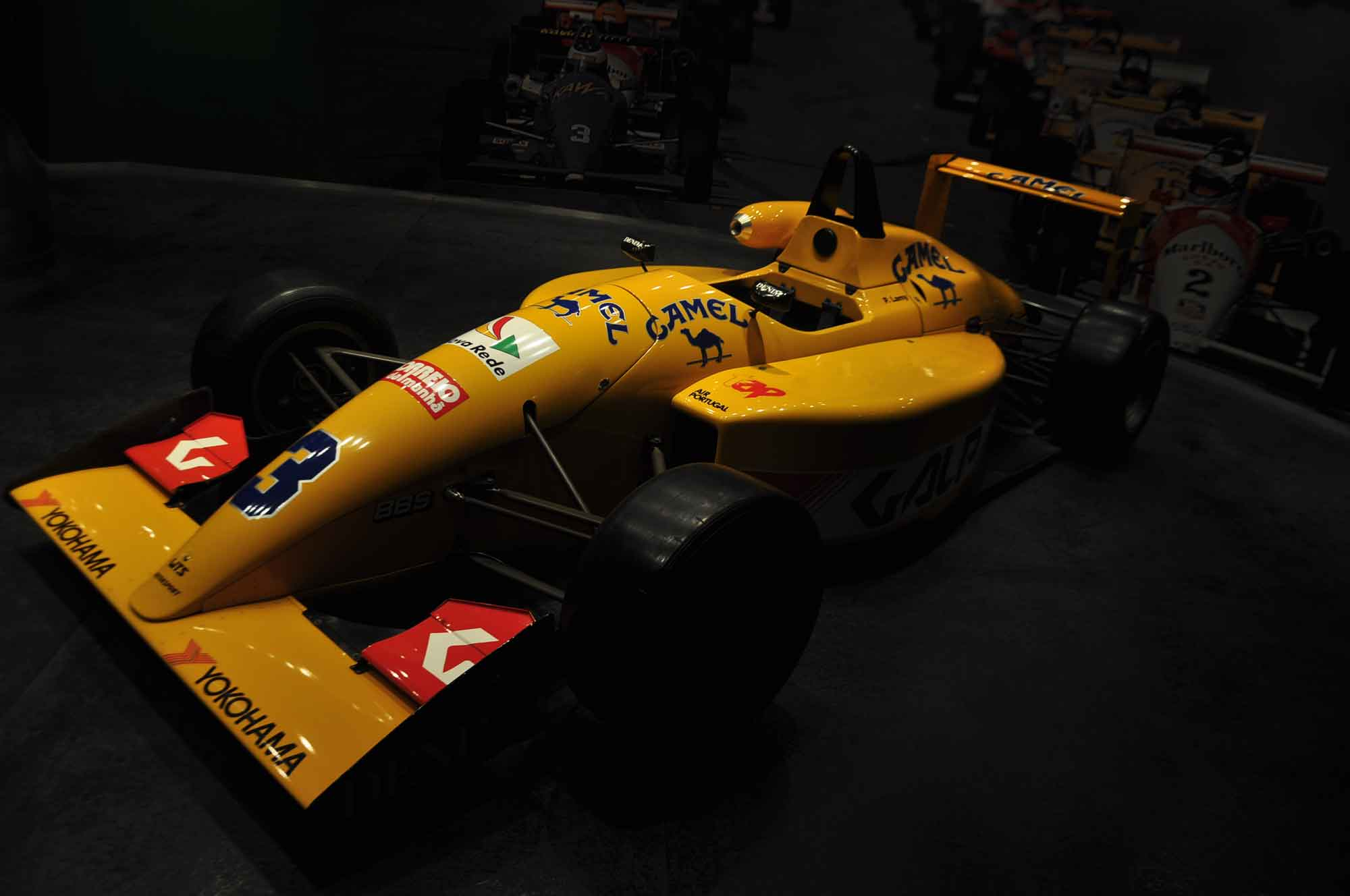 Macau Museums: Grand Prix Museum