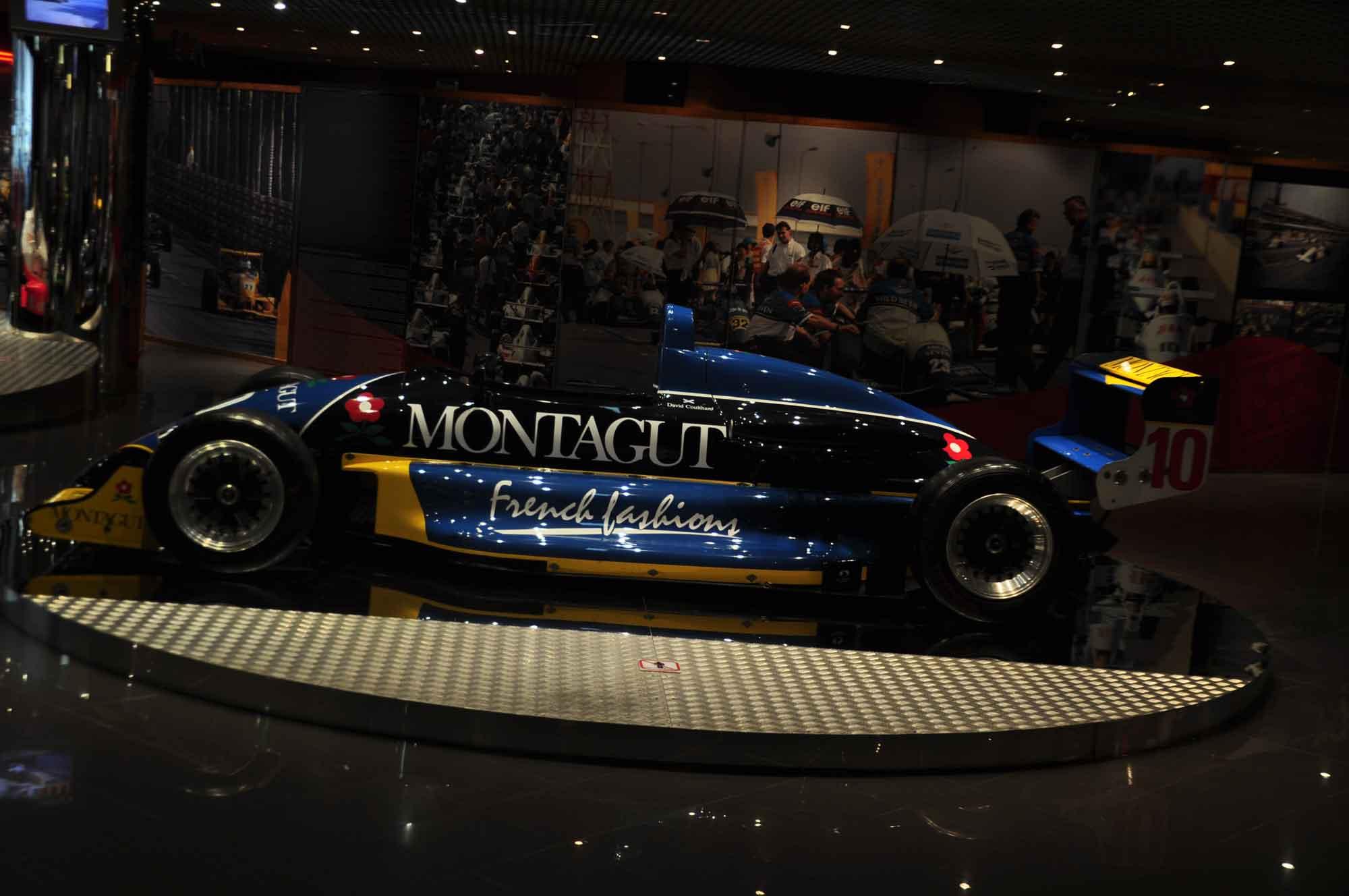 Grand Prix Museum sportscar
