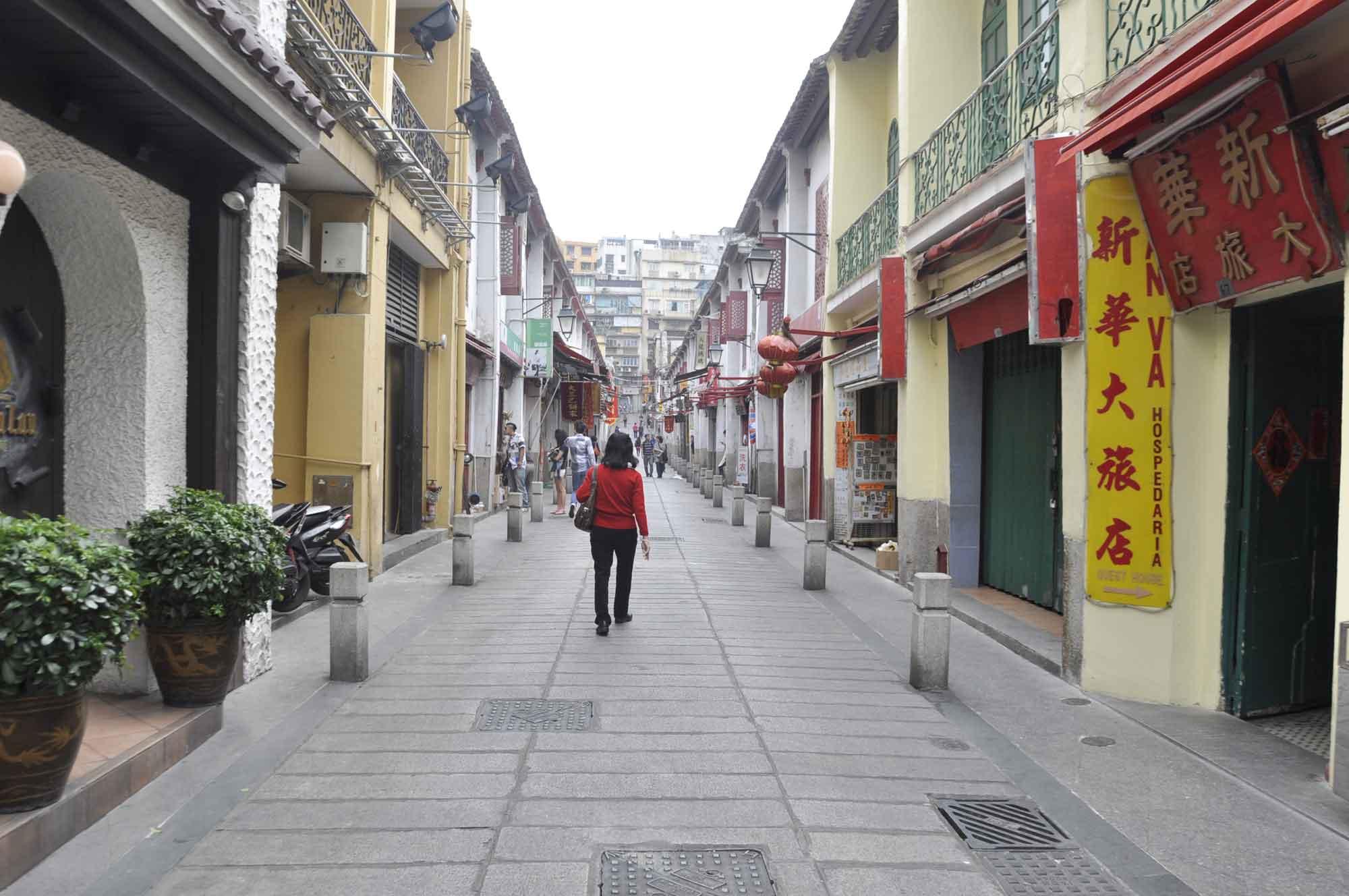 Street of Happiess Rua de Felicidade