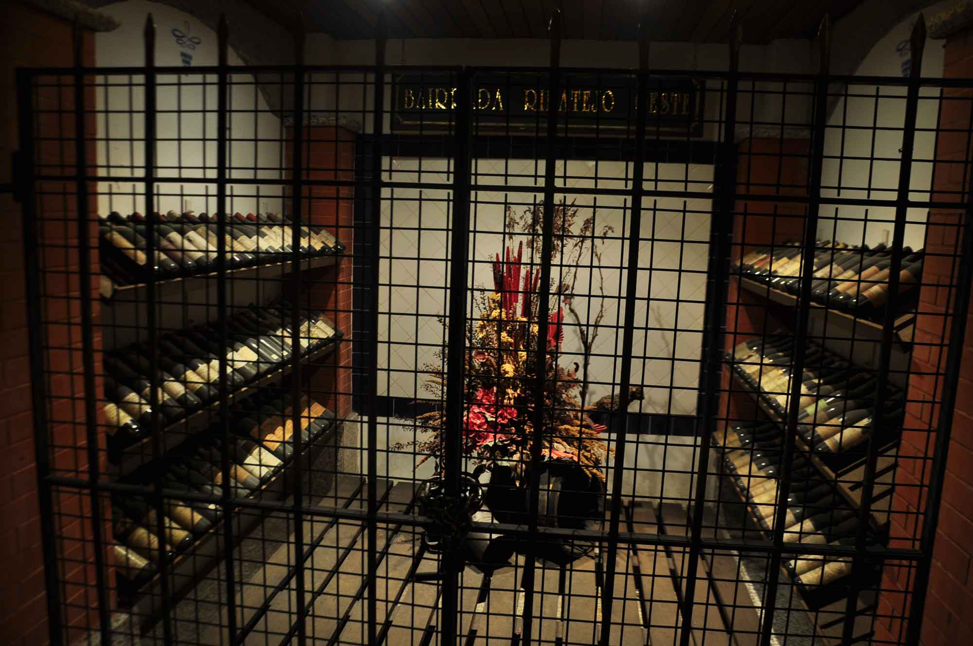 Wine Museum Macau wine cellar