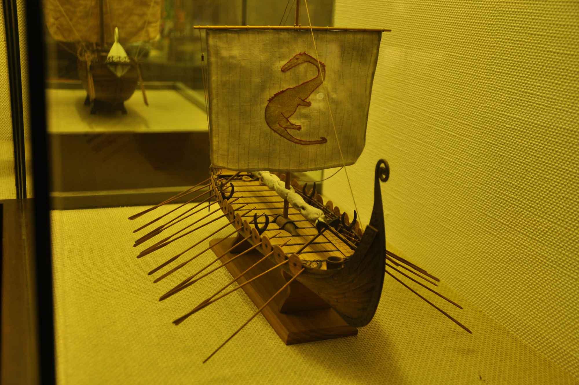 Maritime Museum Macau Viking Ship