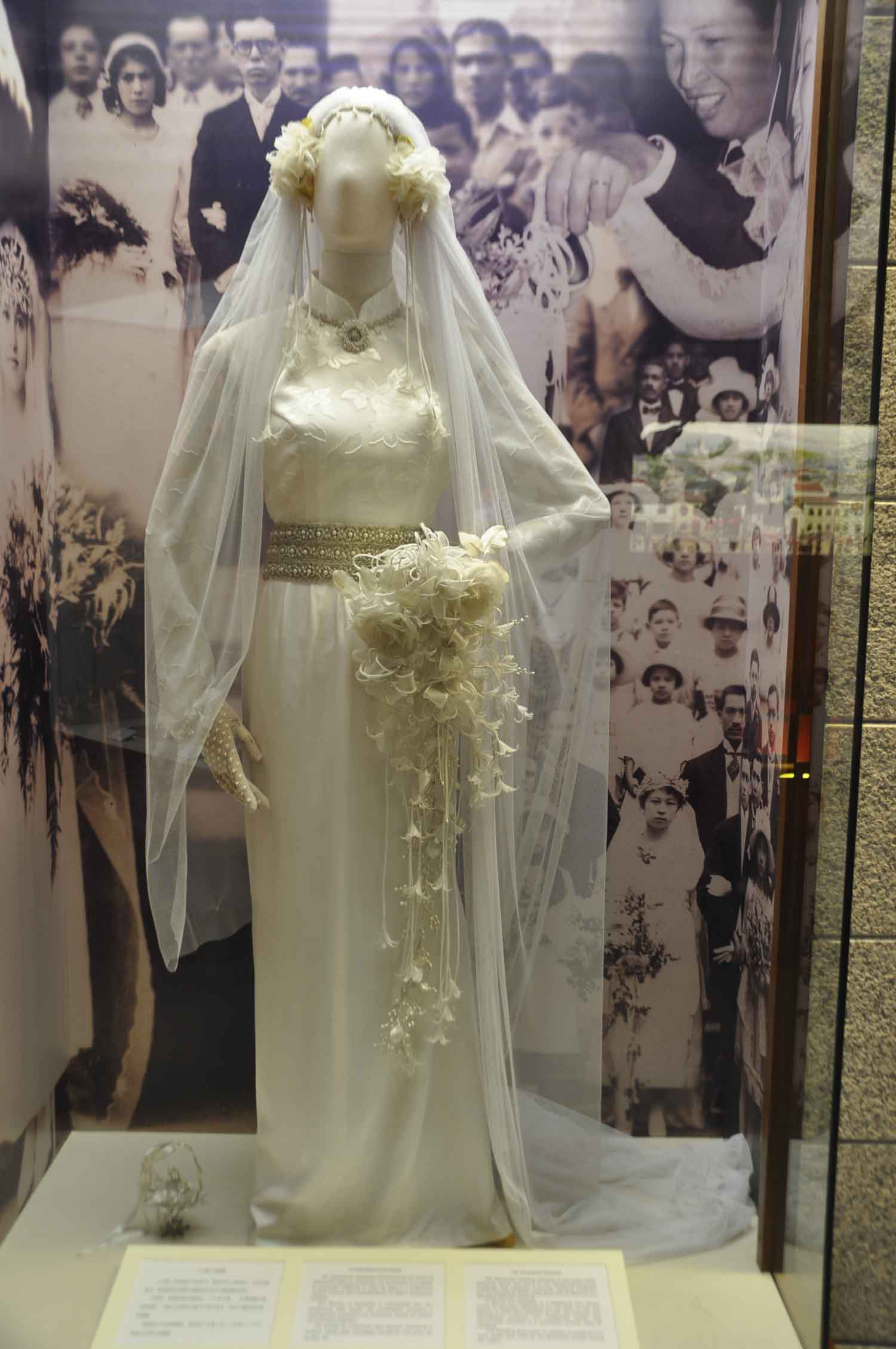 Macau Museum Macanese dress