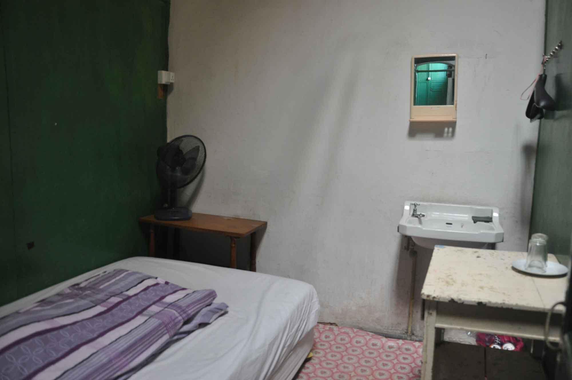 San Va Hotel Double Regular Room