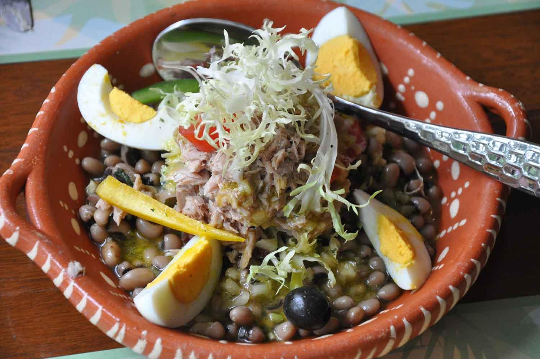 Flamingo Macau tuna fish salad