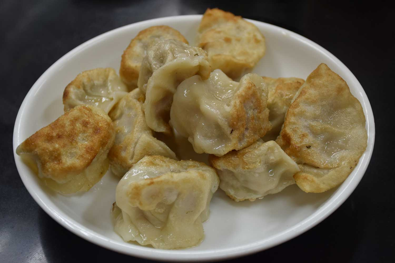Peking Dumplings Fried Dumplings