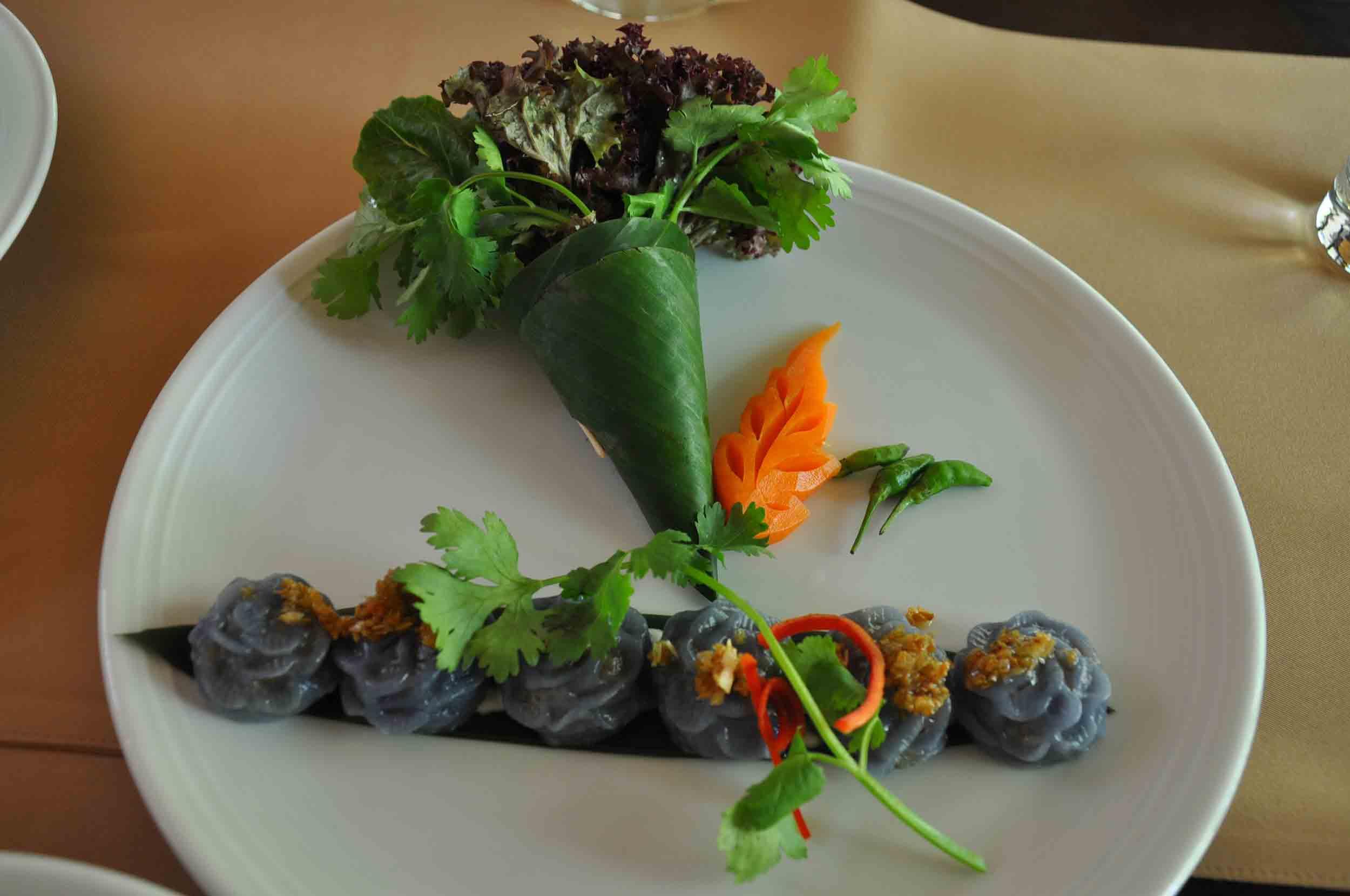 NAAM Thai dumplings