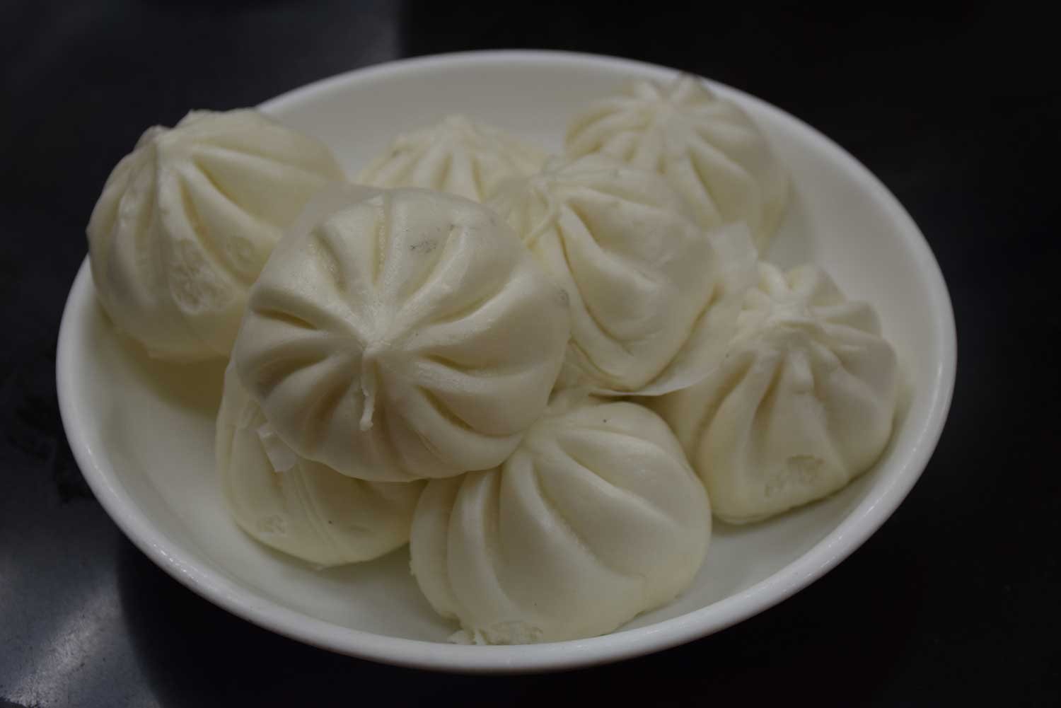 Peking Dumplings steamed pork buns