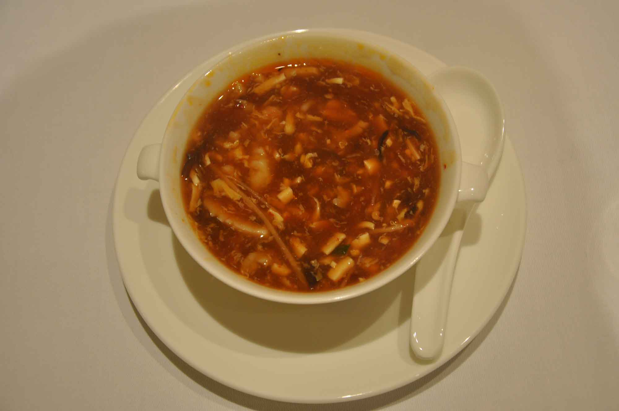 Grand Imperial Court seafood soup
