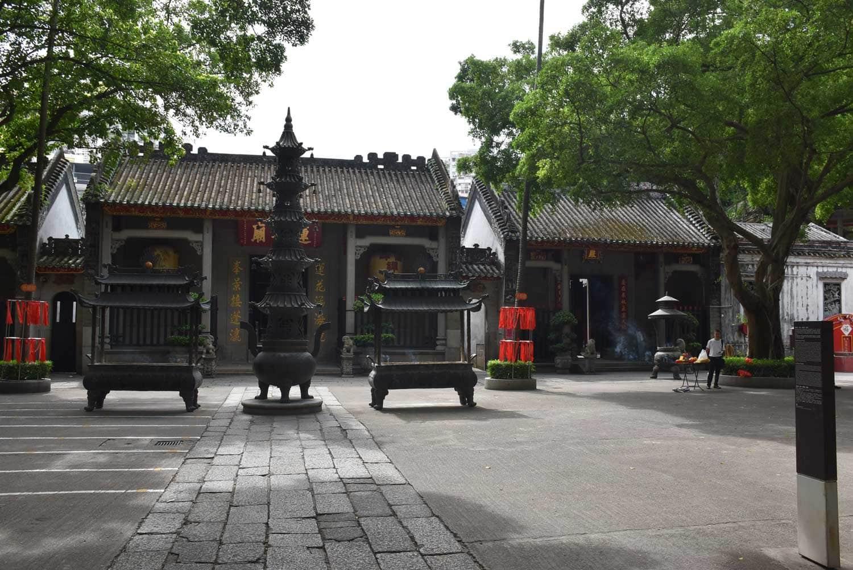 Macau Temples: Lin Fung Temple