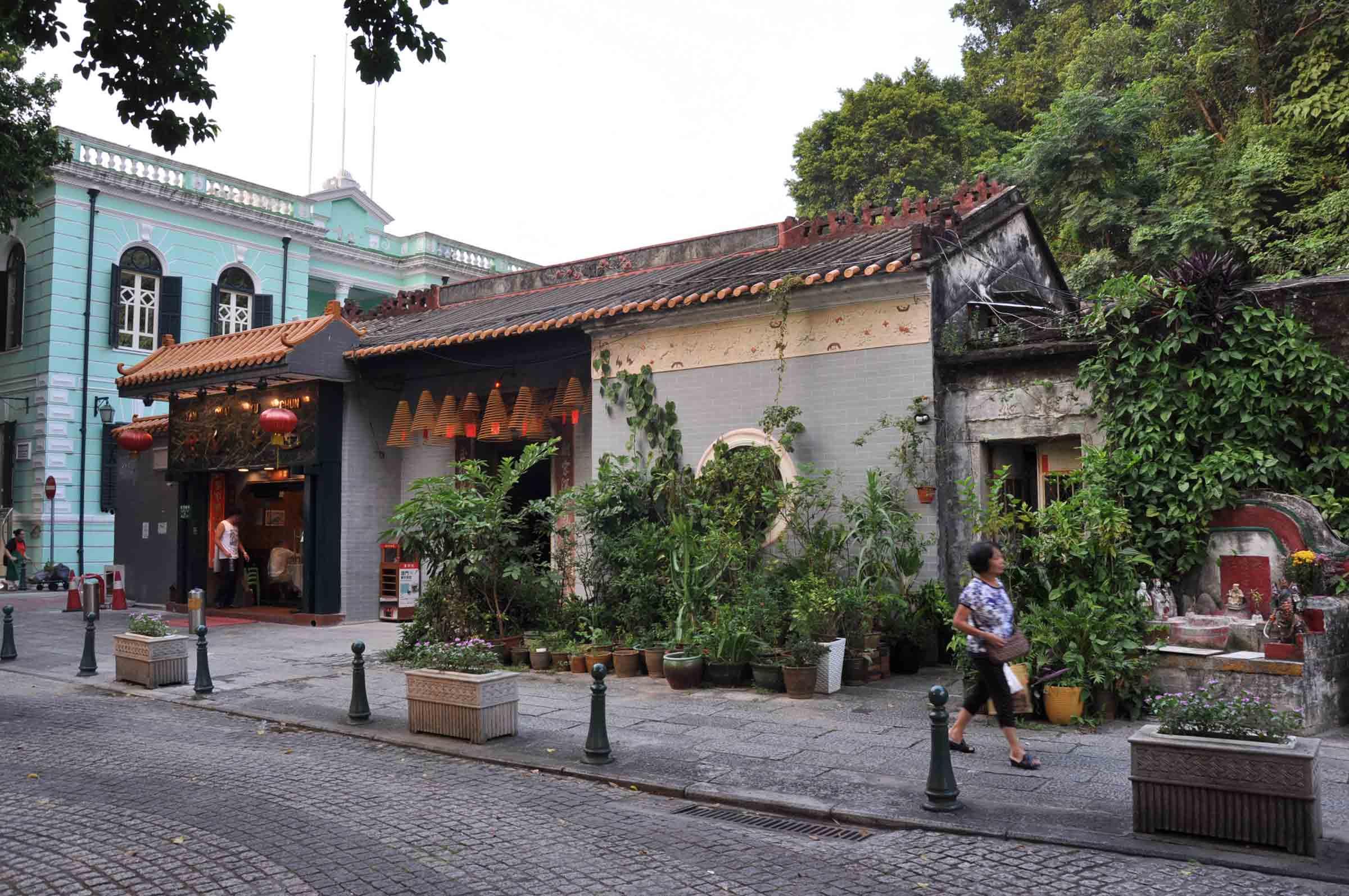 Taipa Village Temples: Tin Hau Temple