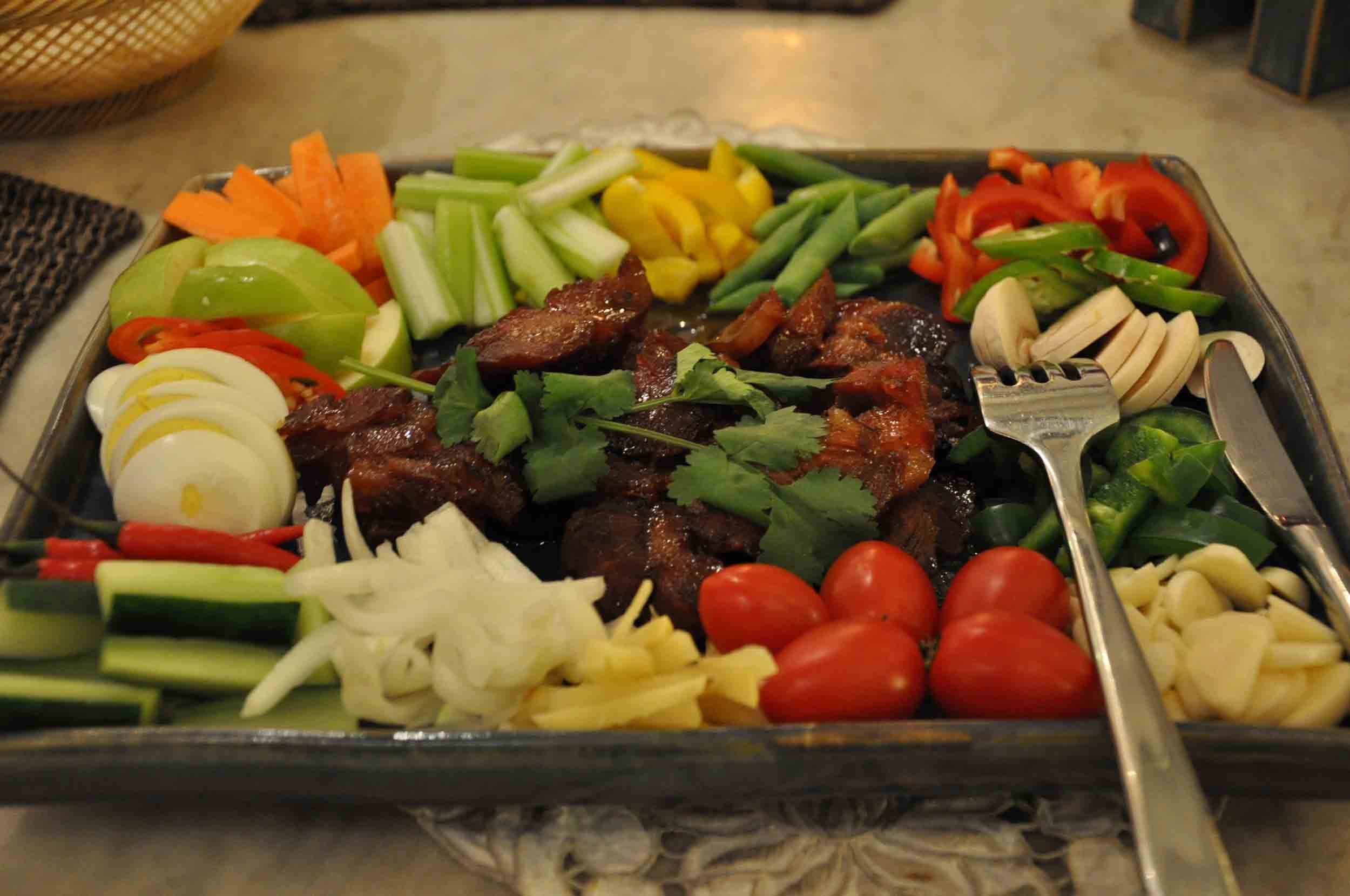 Macau Soul special salad