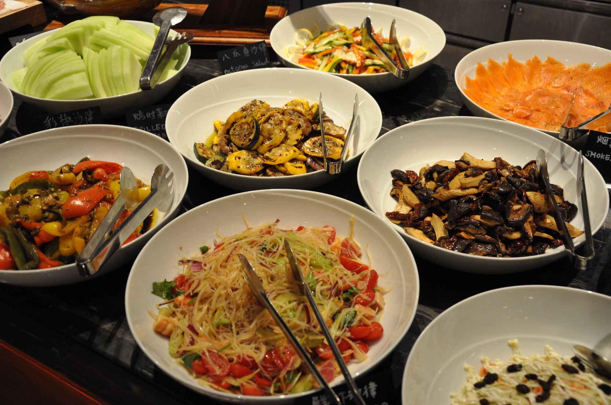 Urban Kitchen vegetables