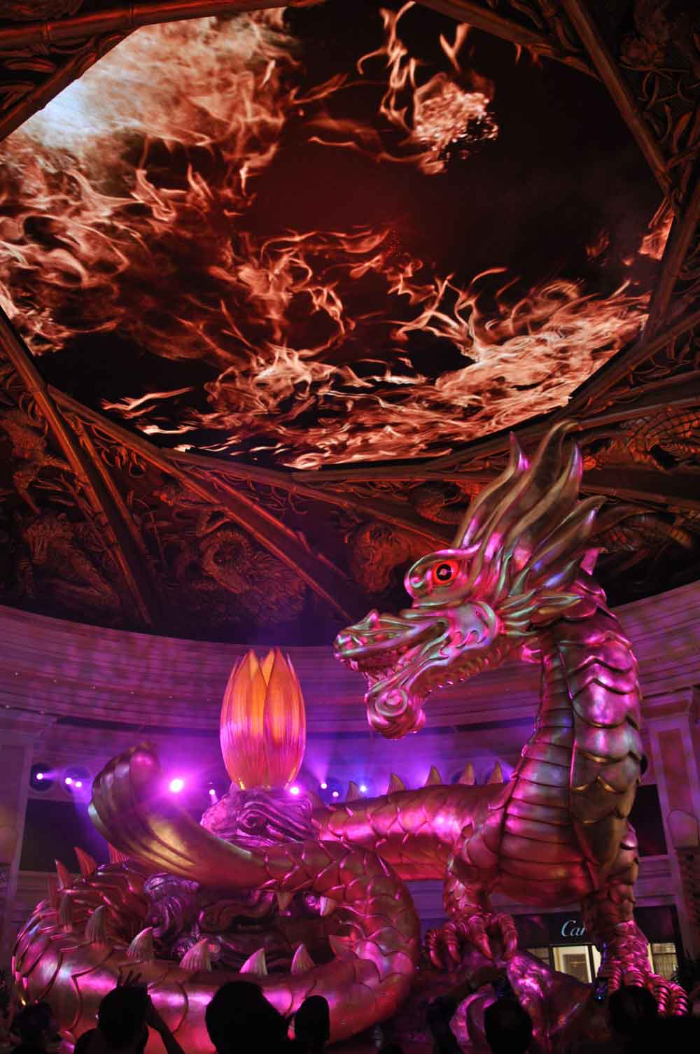 Dragon of Fortune Wynn Macau