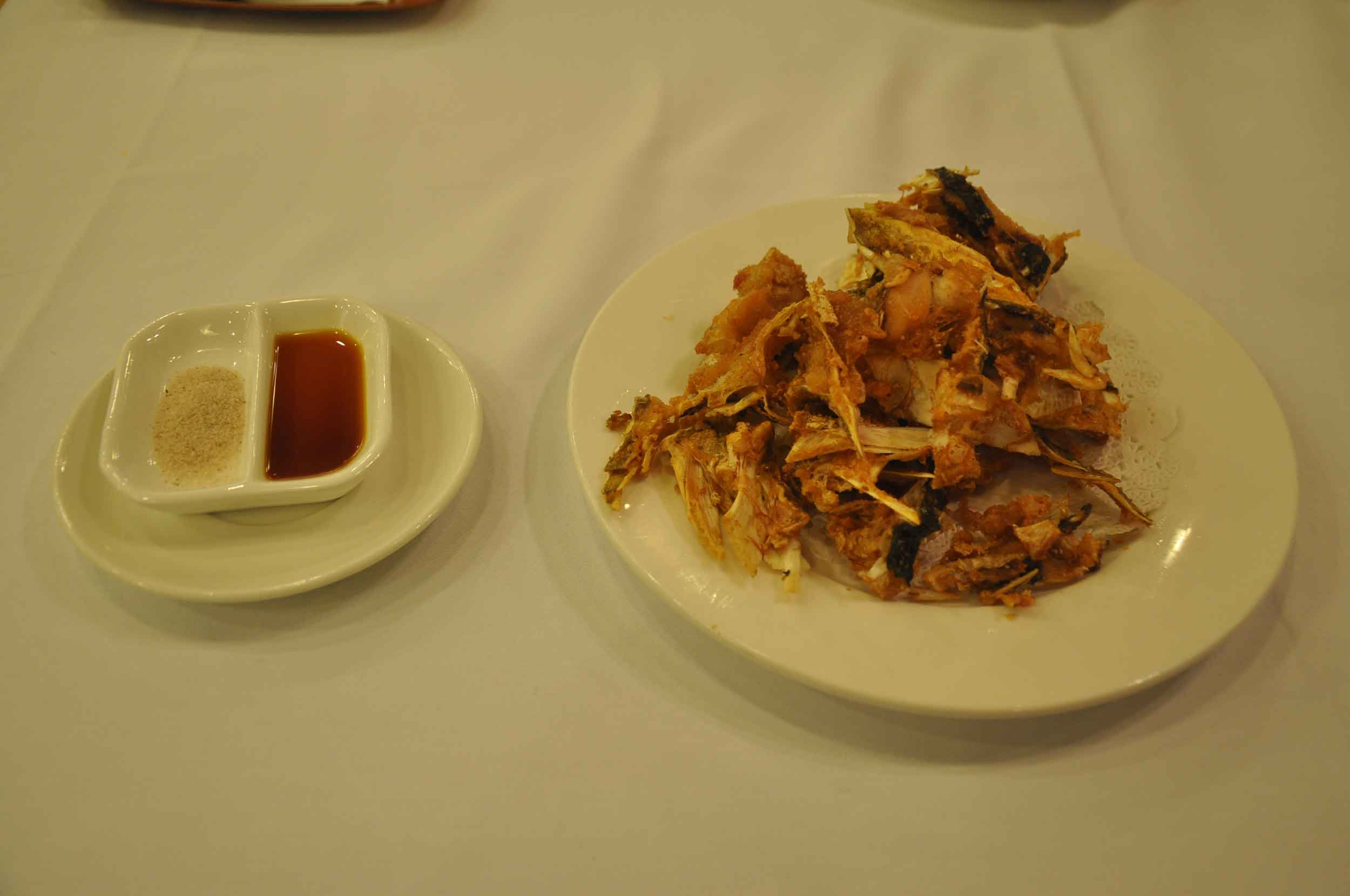 Kapok Cantonese Macau Chicken Feet with Sea Blubber