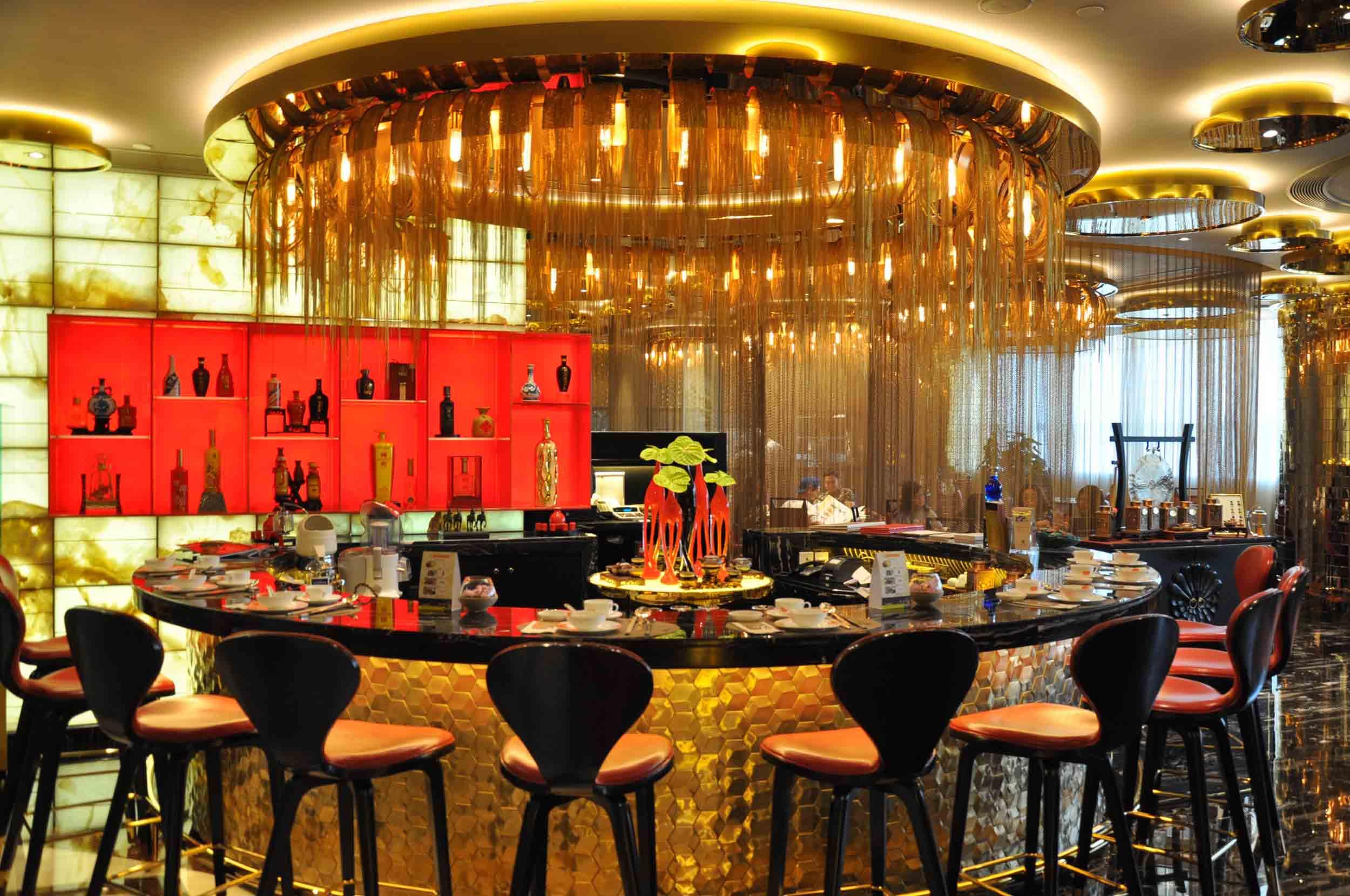 Macau Michelin Restaurants: Feng Wei Ju