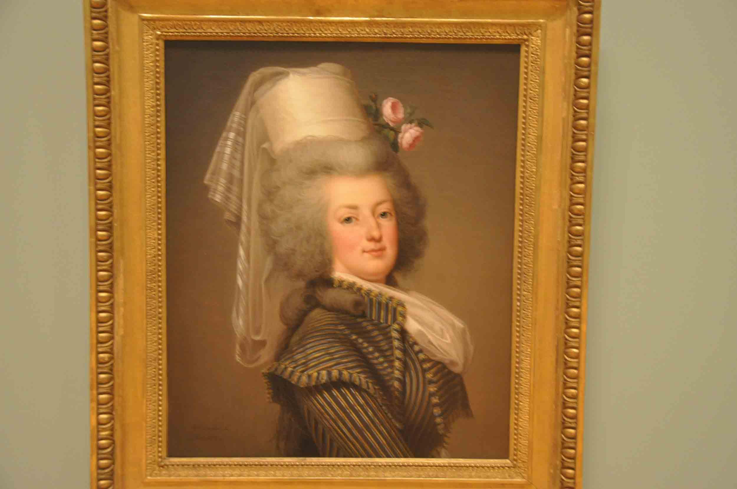 Wertmüller - Marie Antoinette Costume, 1788