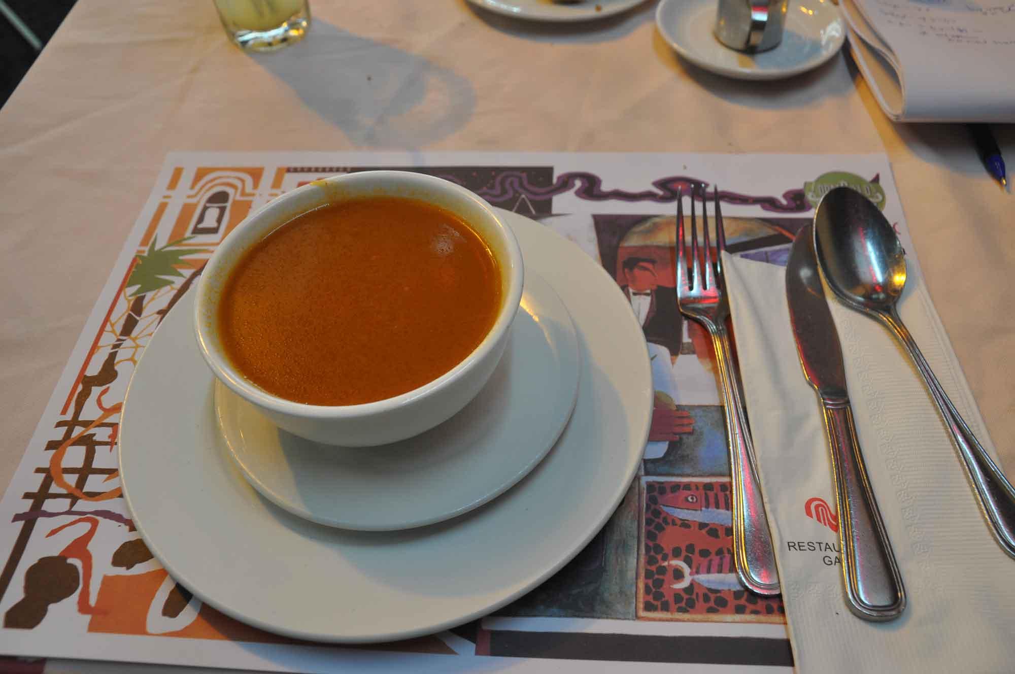Dom Galo Macau oxtail soup