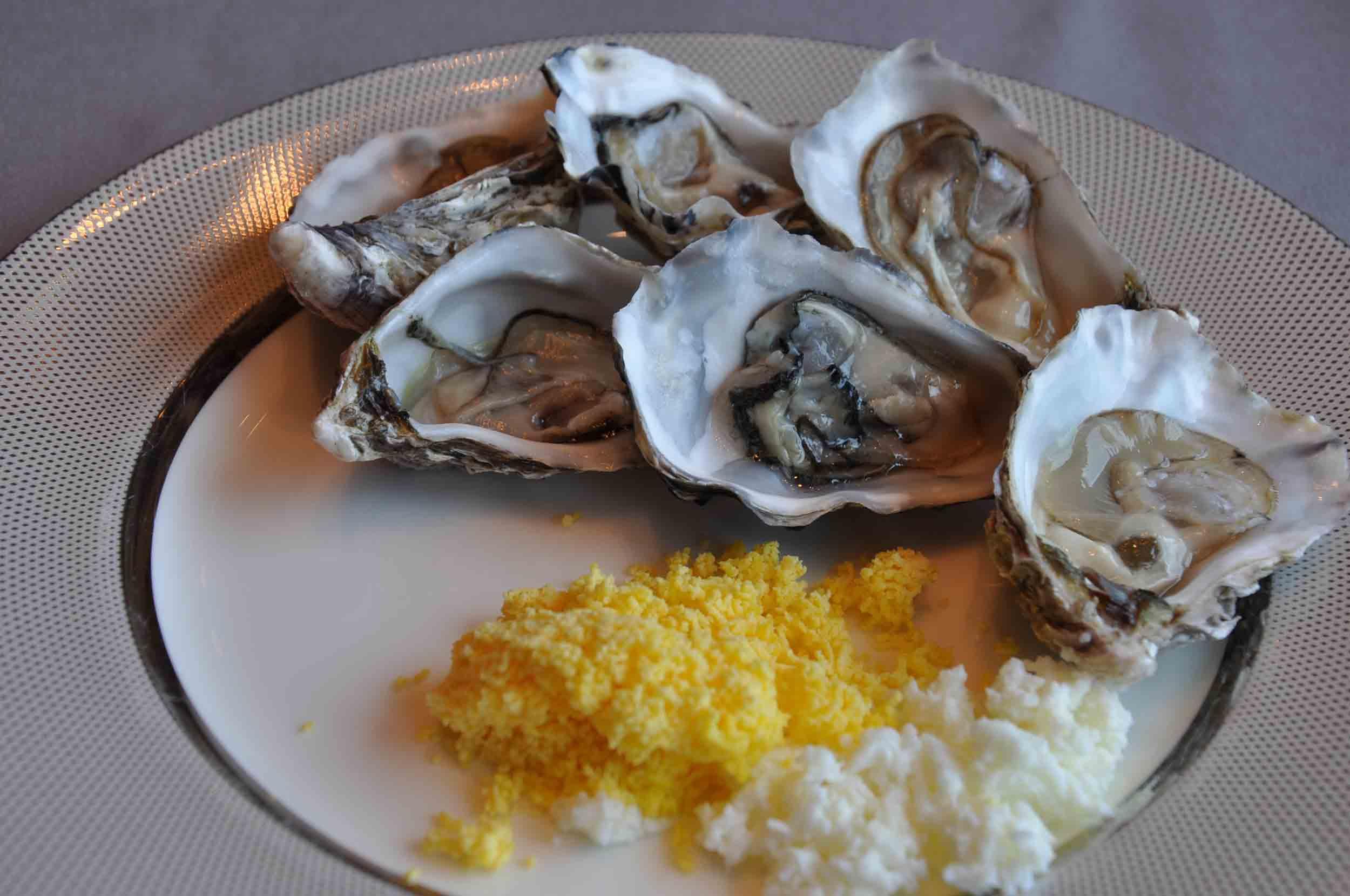 Belon Champagne Sunday Buffet seafood
