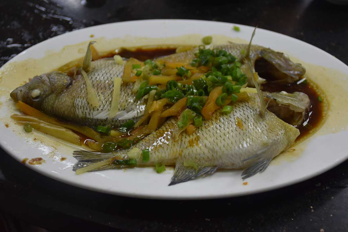 Ka Wai Fast Food sun fish Macau