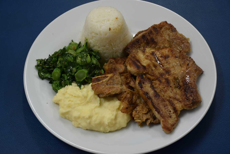 Yes Brazil Macau Grilled Pork