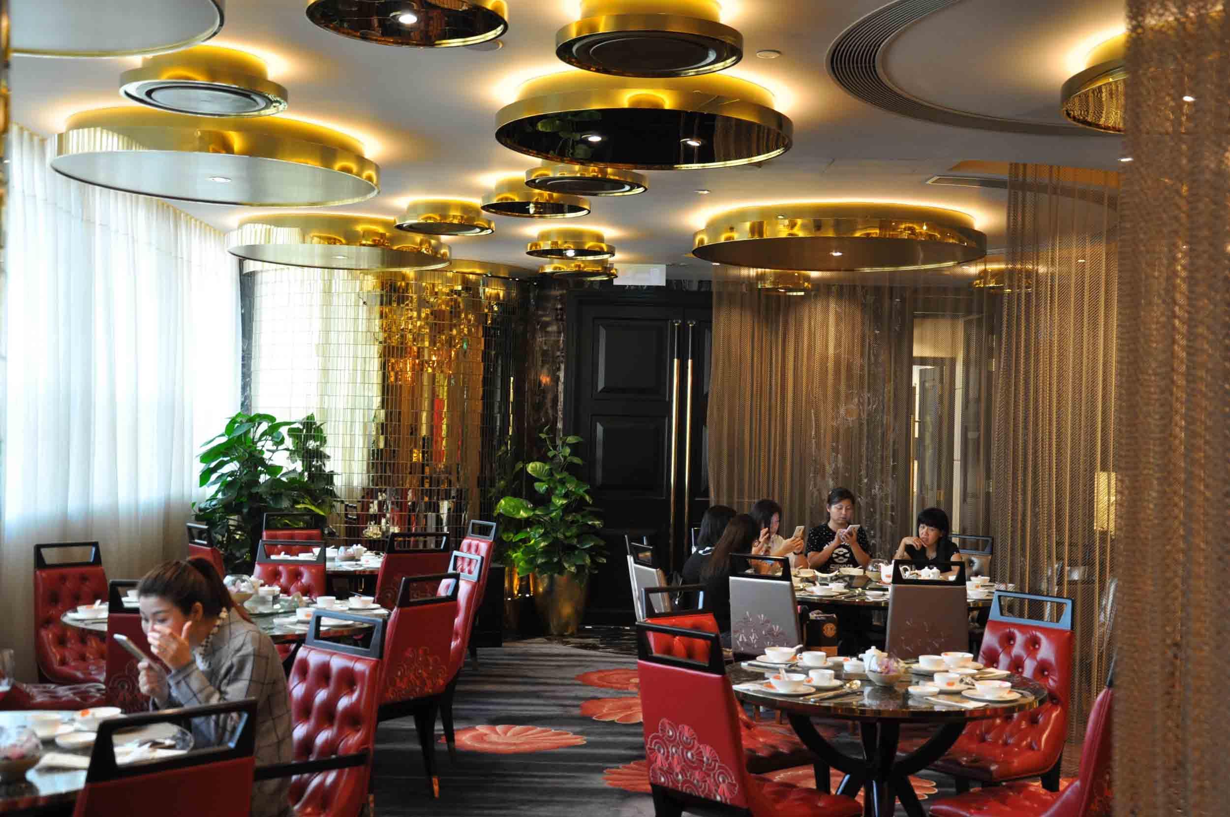 Feng Wei Ju Macau interior