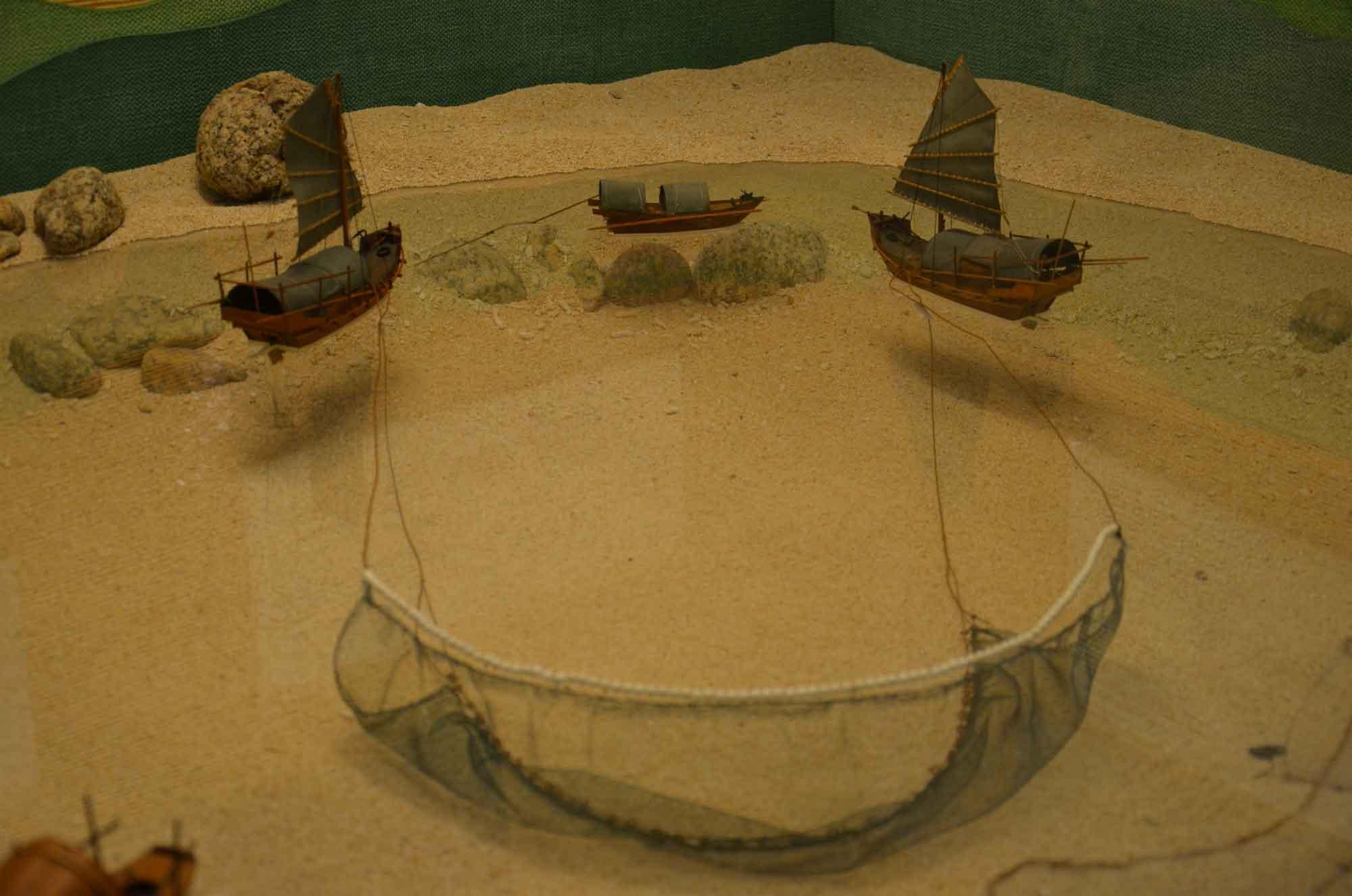 Maritime Museum Macau fishing technique