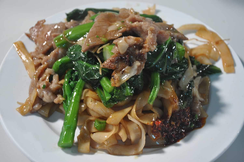 Macau Street Food: Wet Fried Beef Noodles