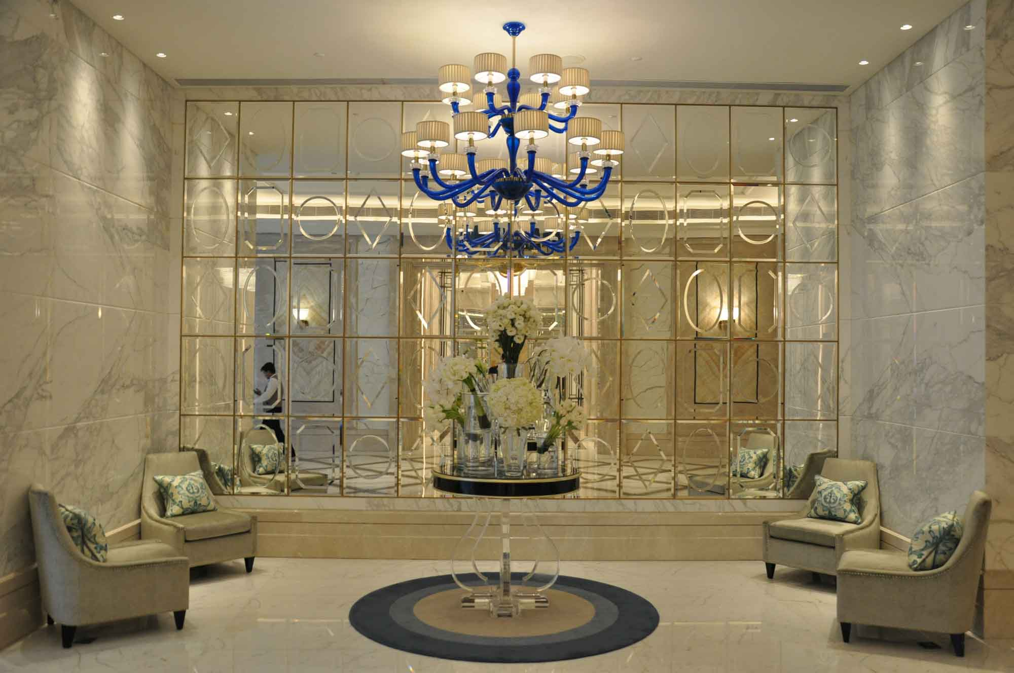 Ritz-Carlton Macau rest area