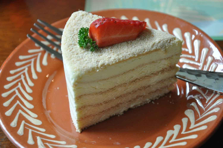 Flamingo Macau cheesecake