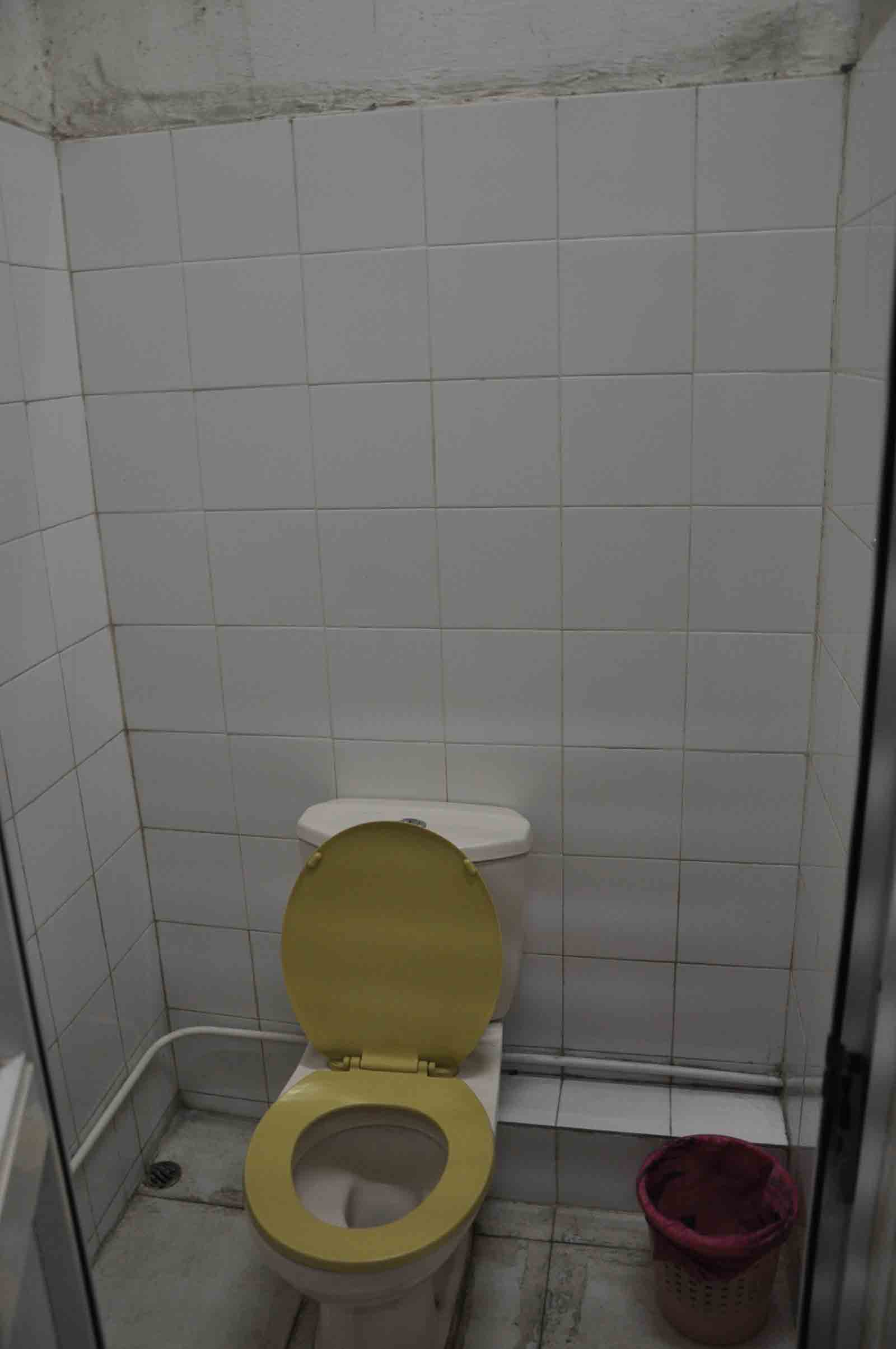 San Va Hotel public toilet
