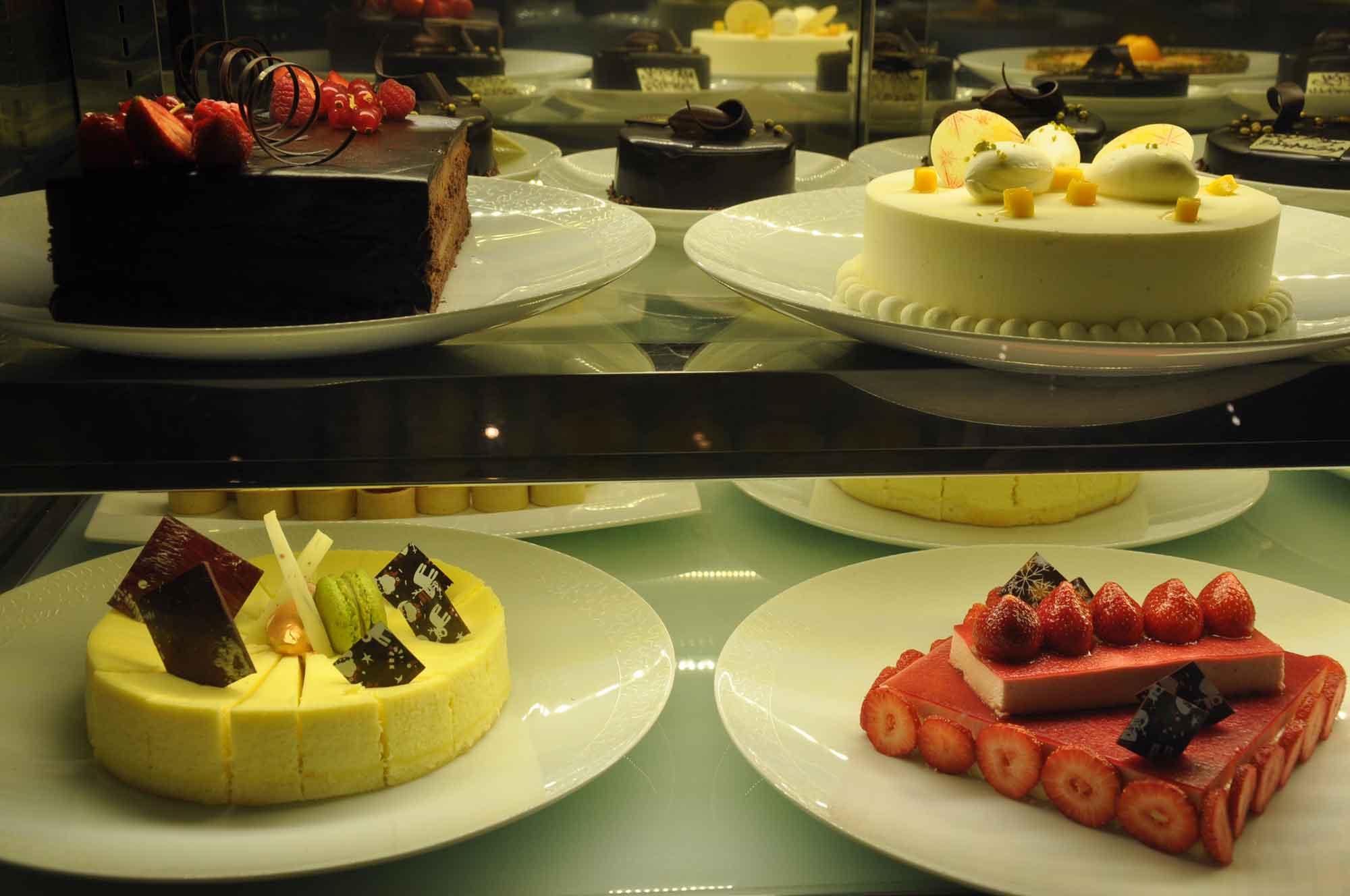 Urban Kitchen Macau cakes