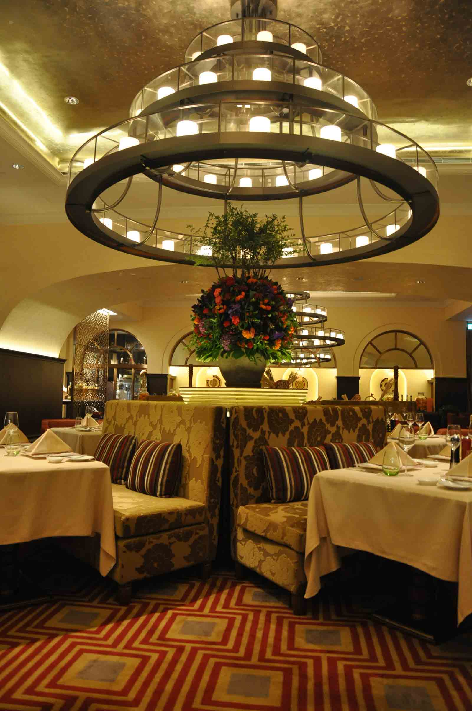 Terrazza Macau chandelier