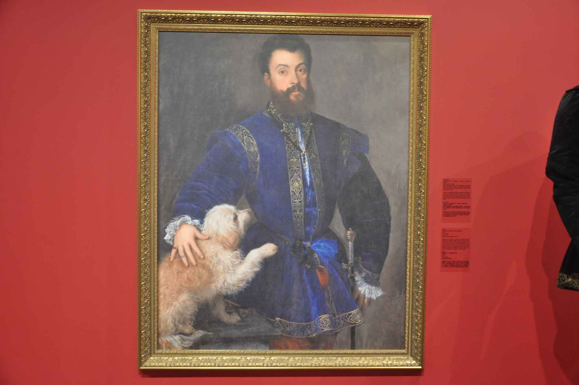 Duke of Mantua - Titian