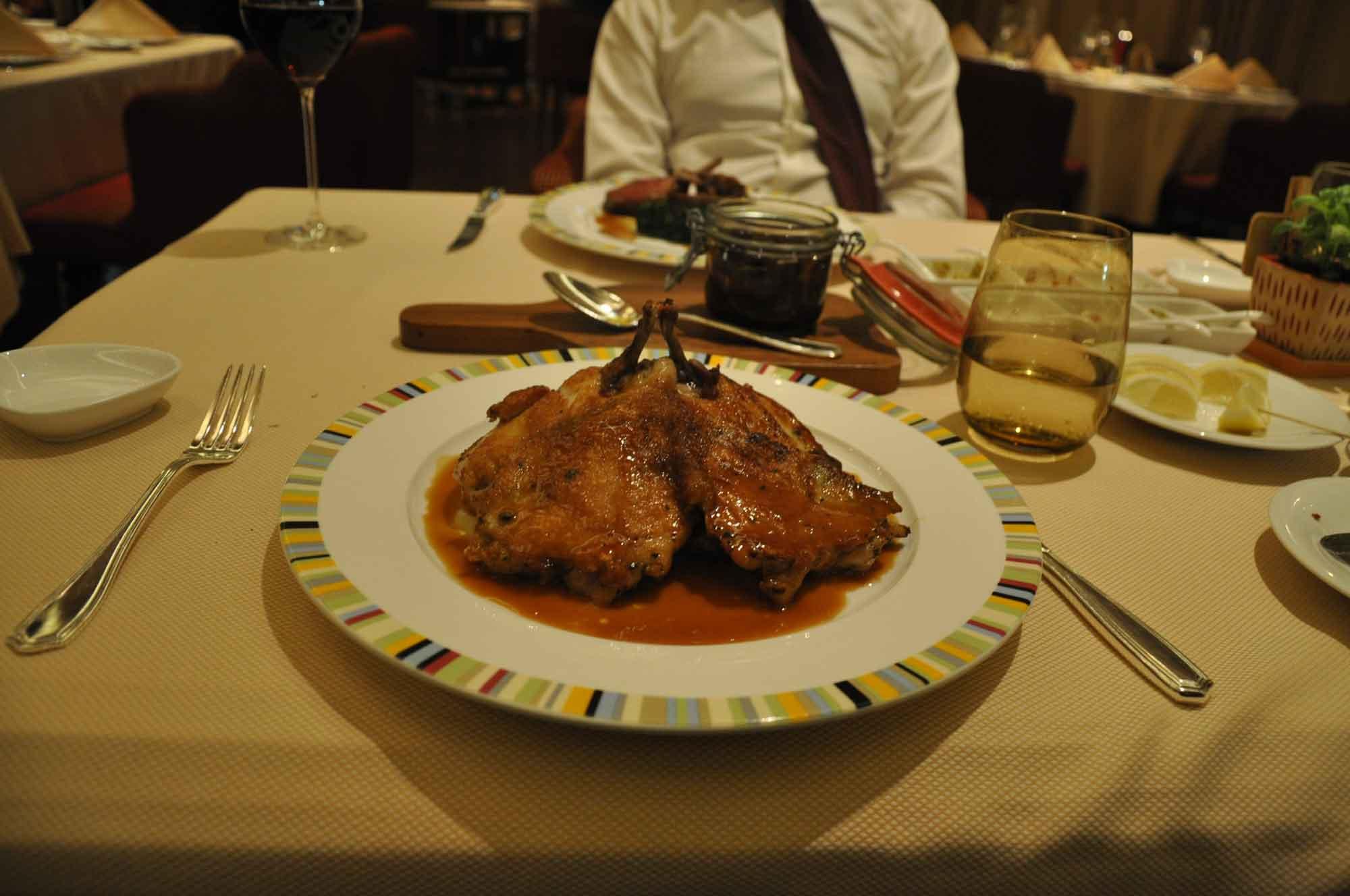 Terrazza Macau chicken