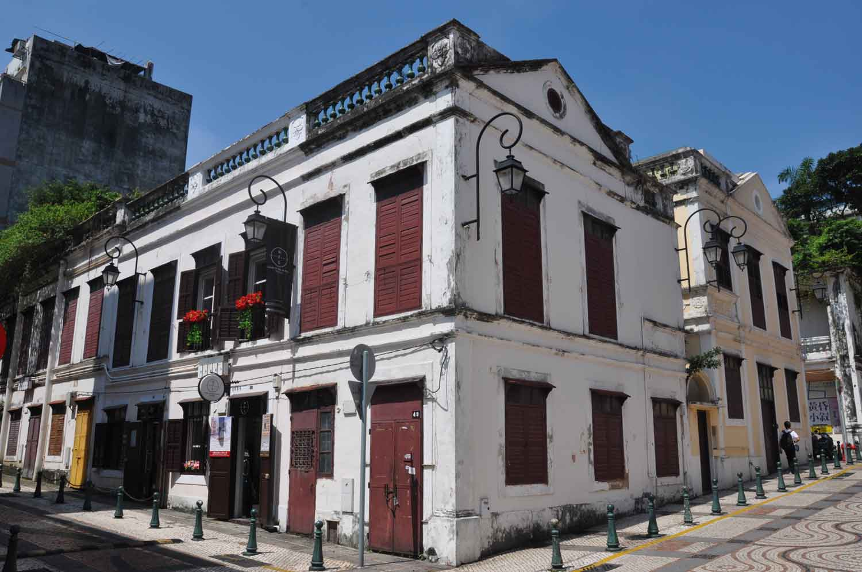 St. Lazarus District Macau