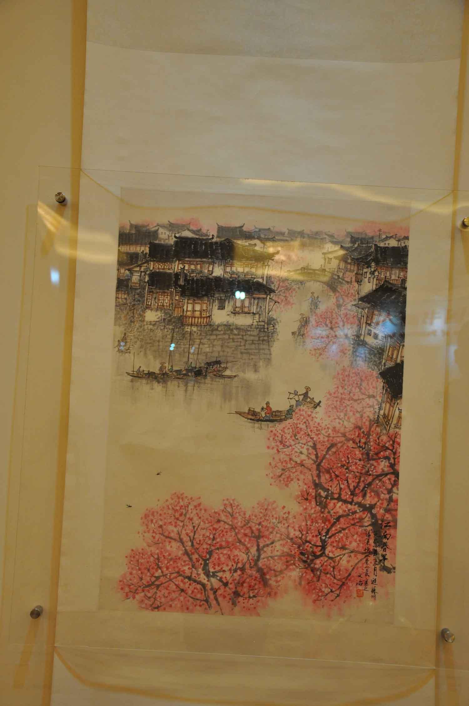Masters of Ink Exhibition Venetian Macau