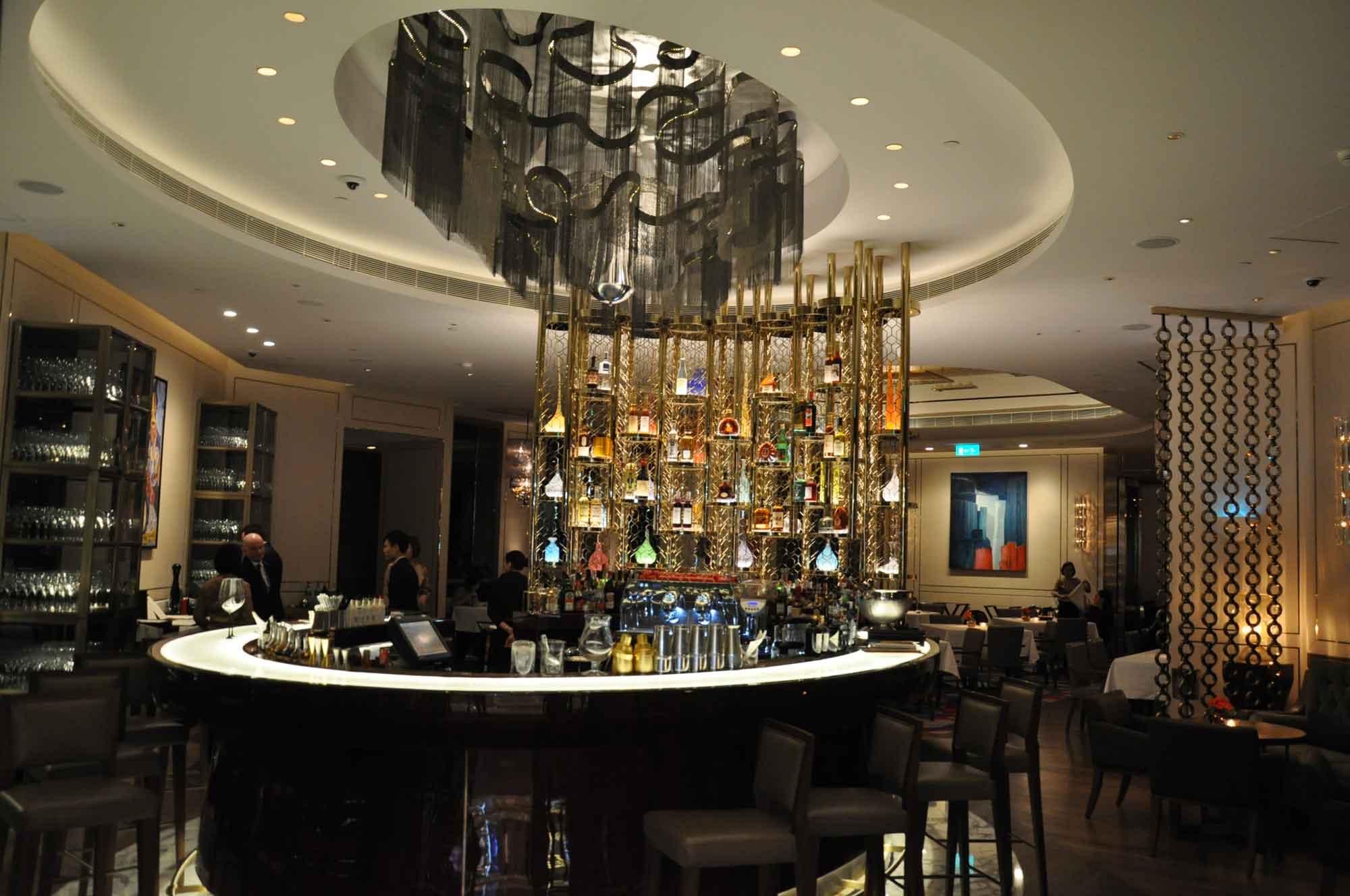 Macau Michelin Restaurants: 8.5 Otto e Mezzo Bombana