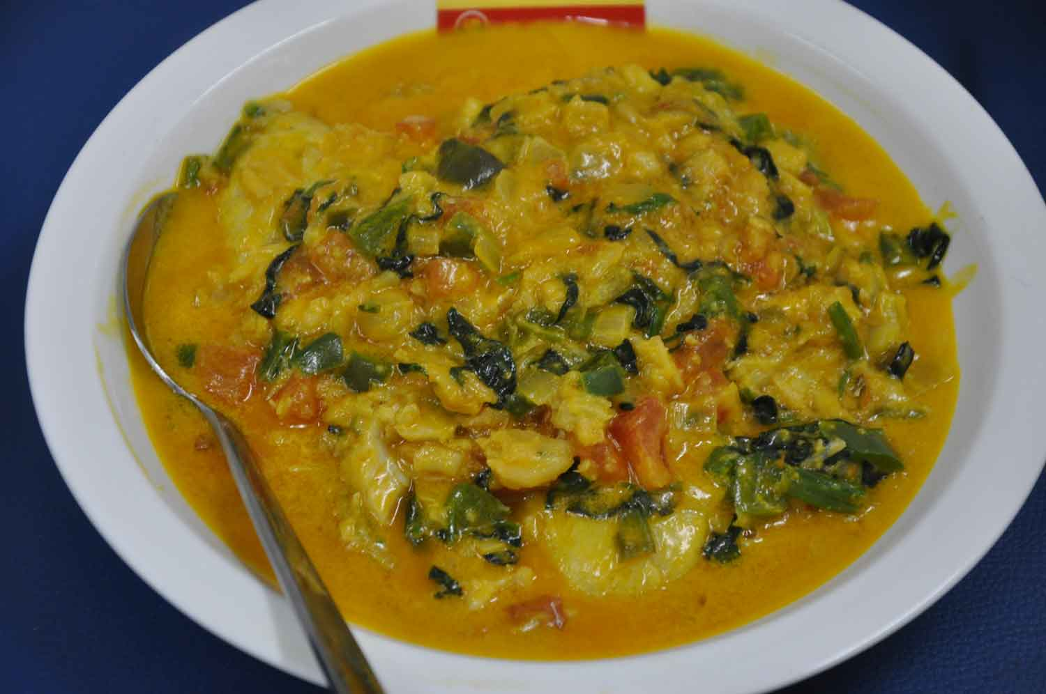 Moqueca at Yes Brazil