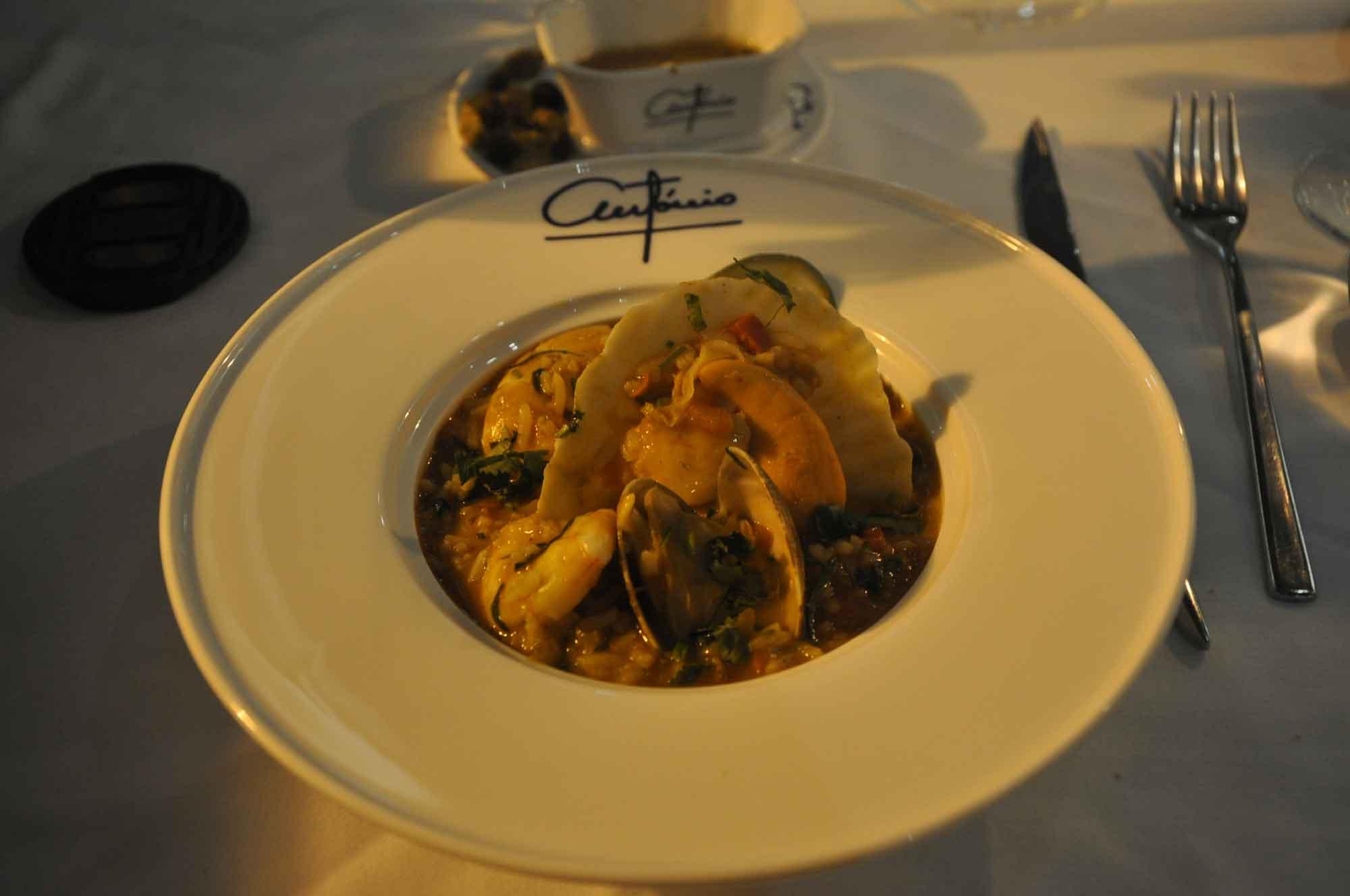 Antonio Macau seafood