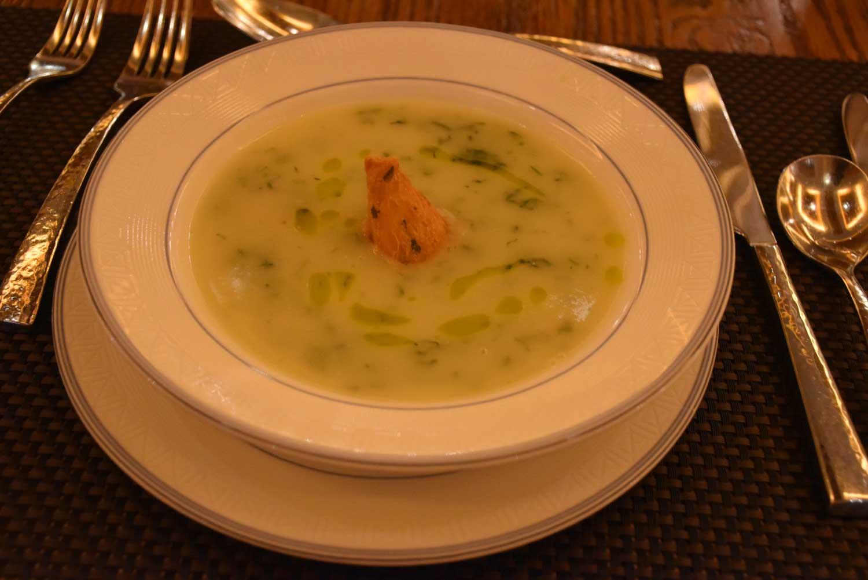 Vic's Restaurant Caldo Verde Soup