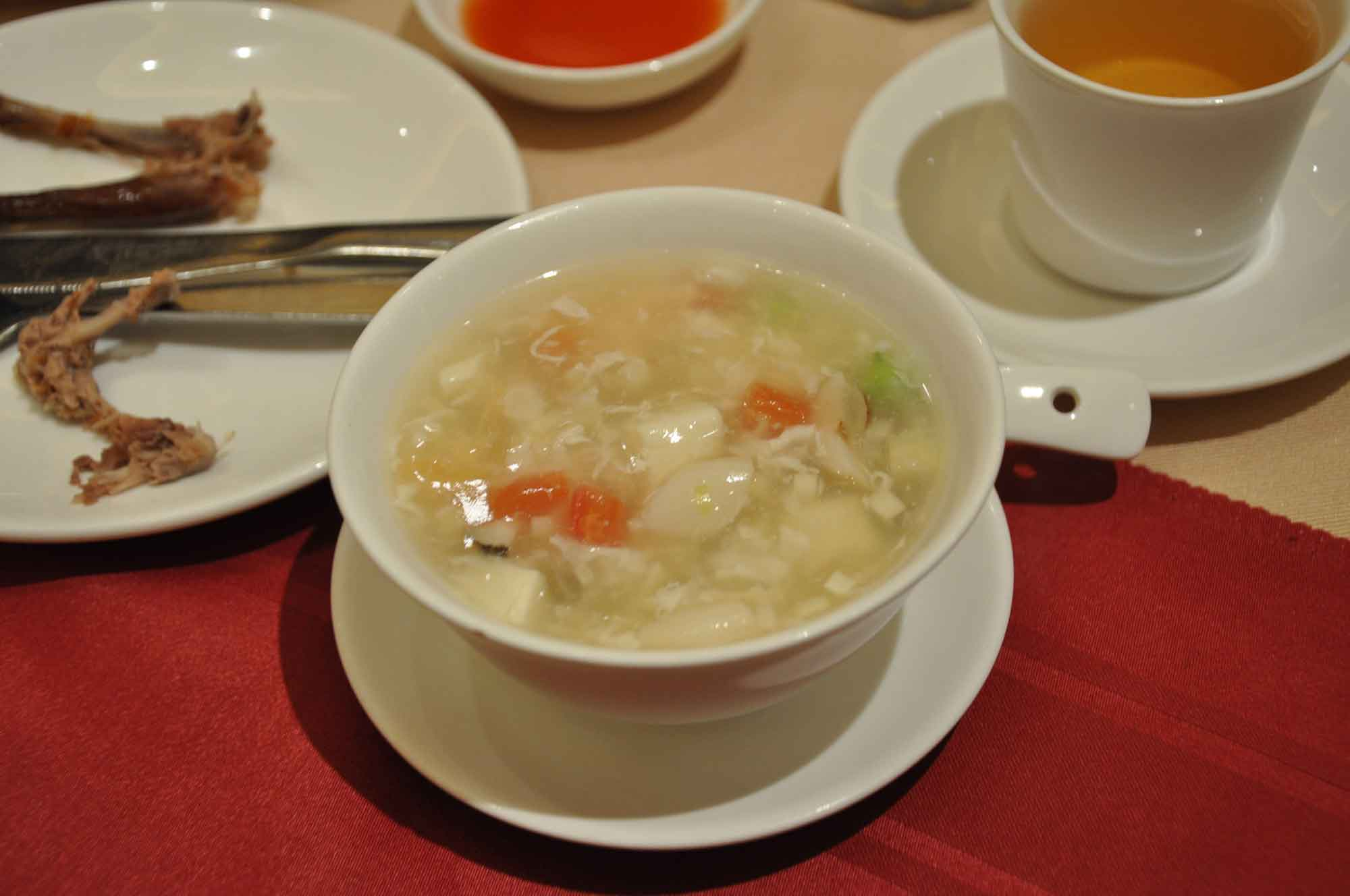 Tou Tou Koi Macau soup