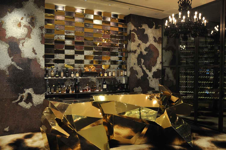 Macau Michelin Restaurants: The Kitchen bar