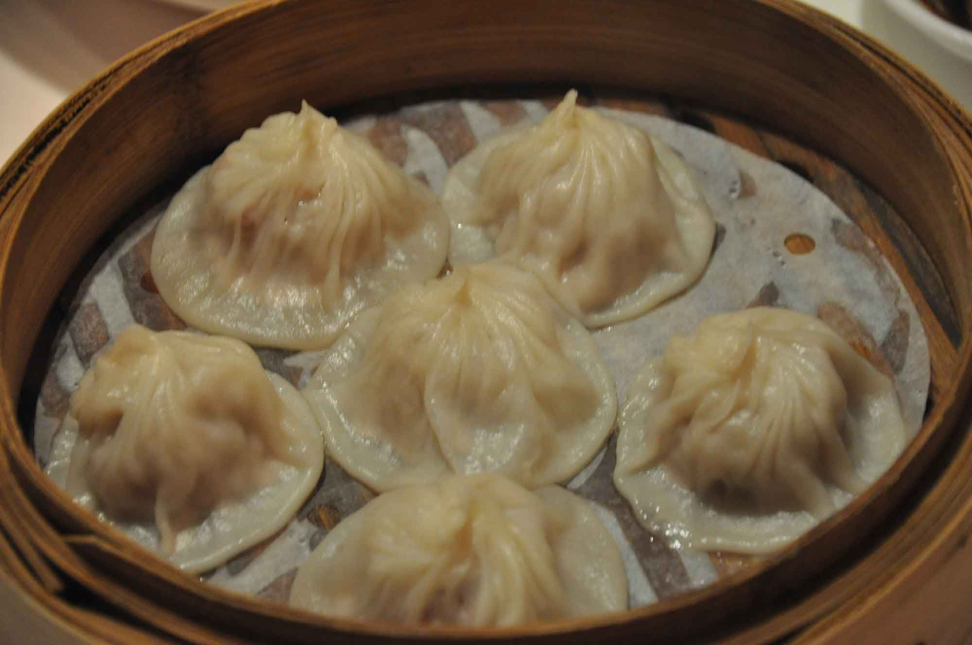 Catalpa Garden pork soup dumplings