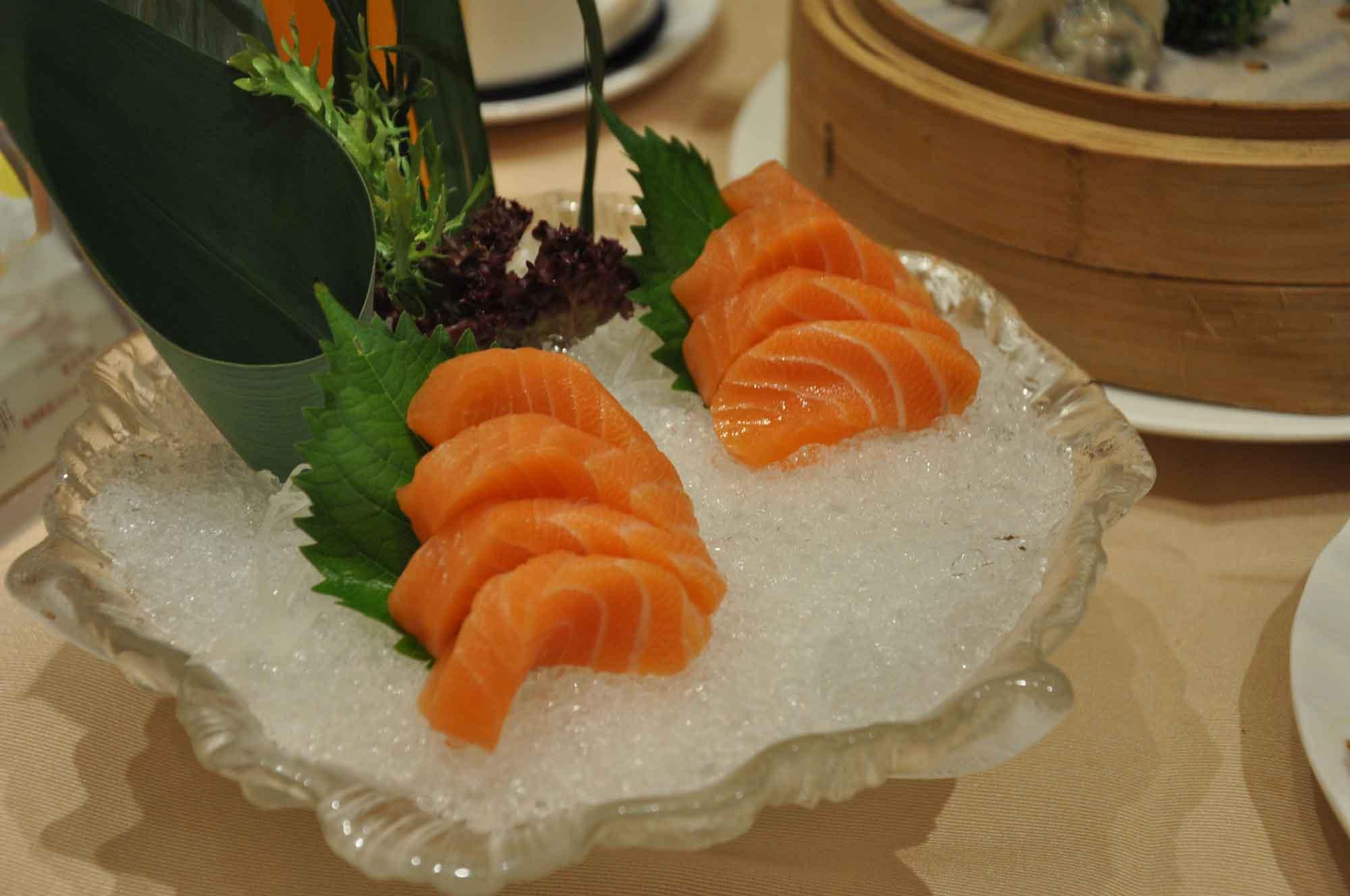 Tou Tou Koi Macau sashimi