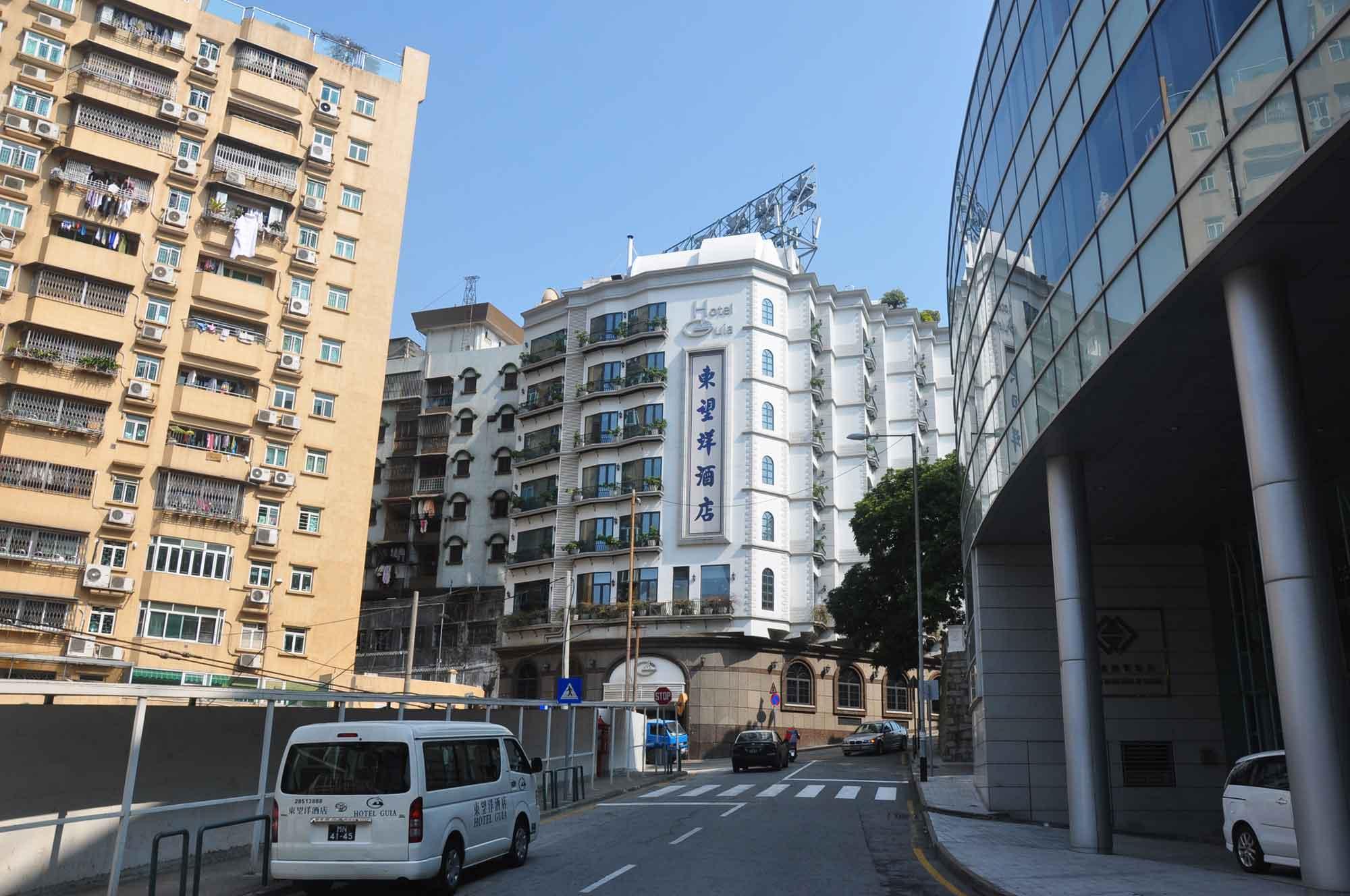 Hotel Guia Macau