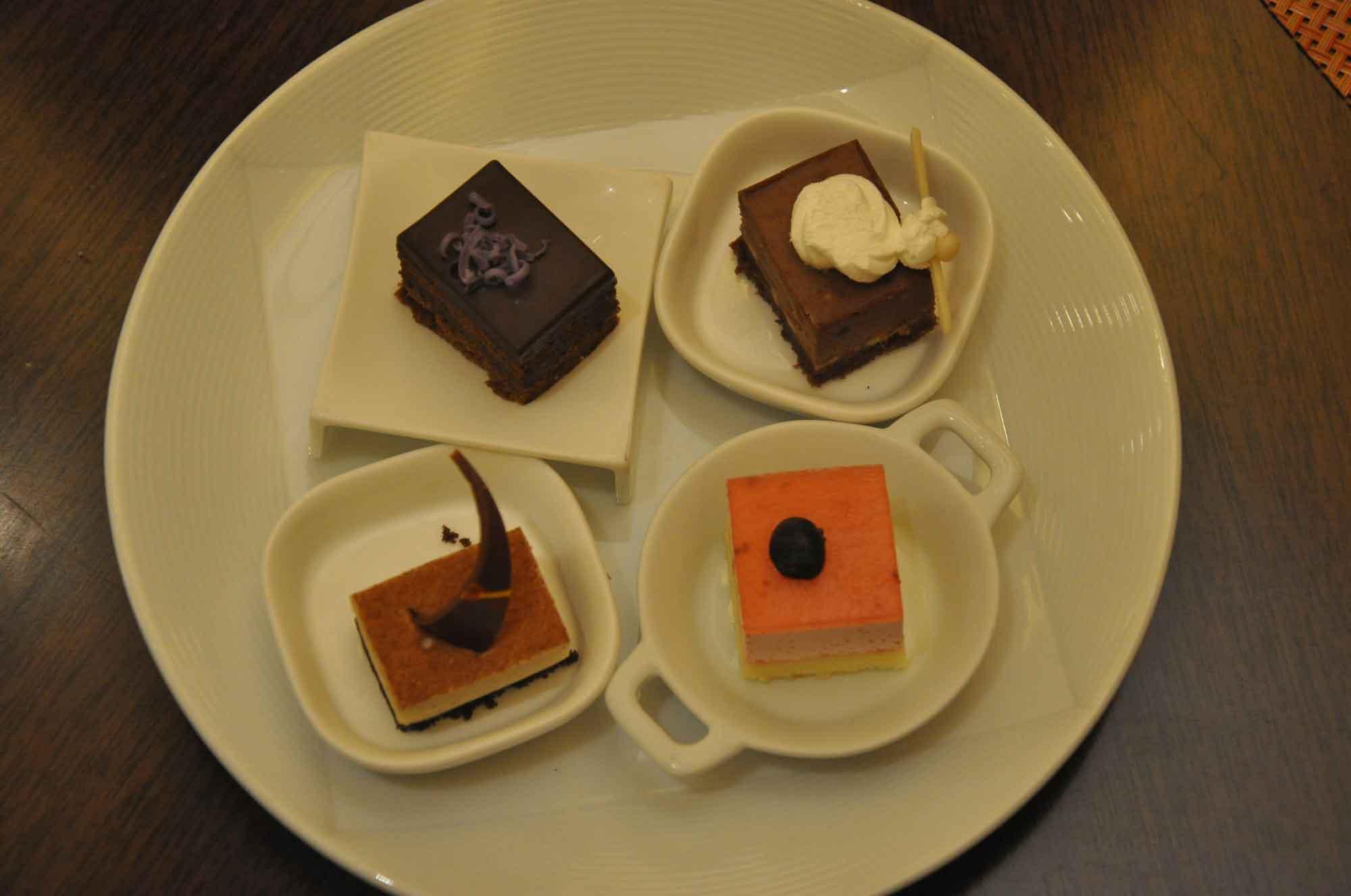 Grand Orbit Macau desserts