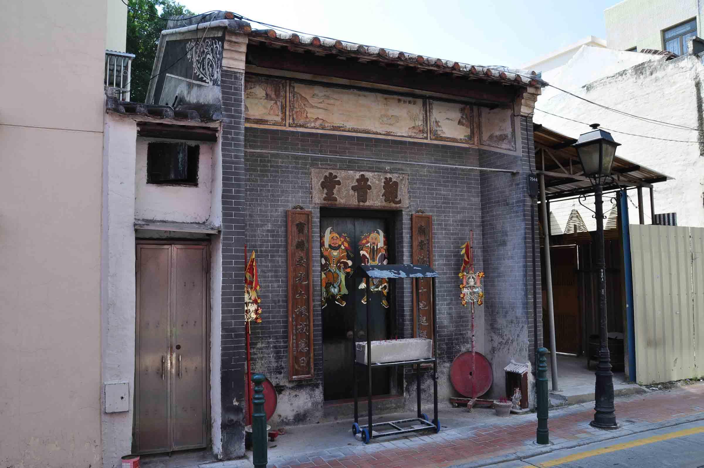 Taipa Village Temples: Kun Iam Temple