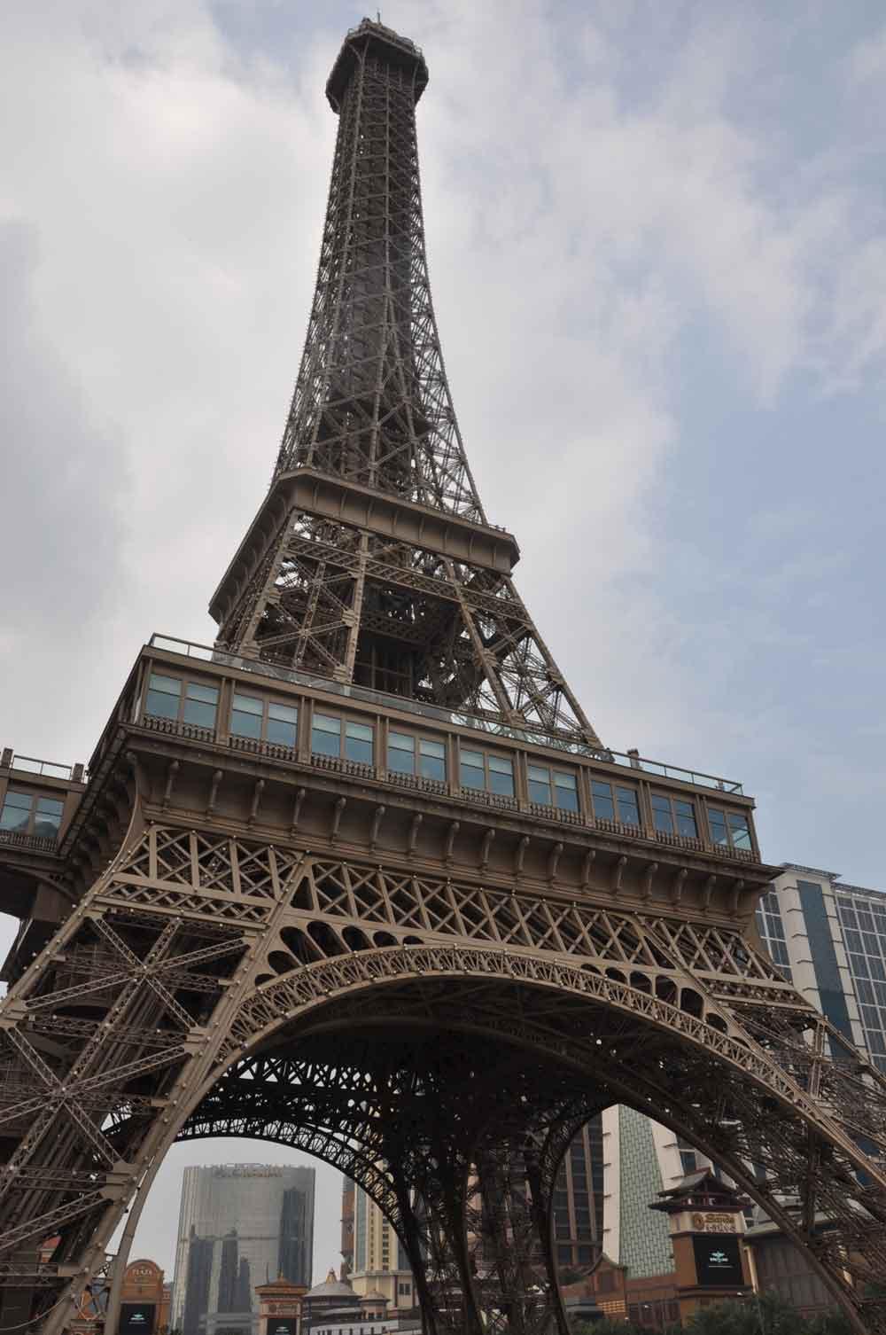 Eiffel Tower at Parisian Macao