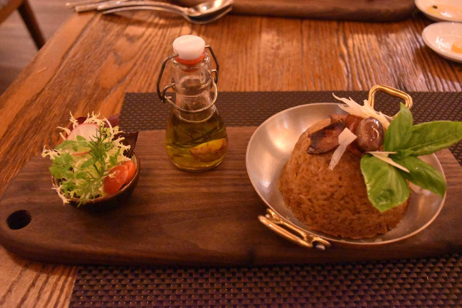 Top Macau Dishes: Duck Rice at Vic's Restaurant