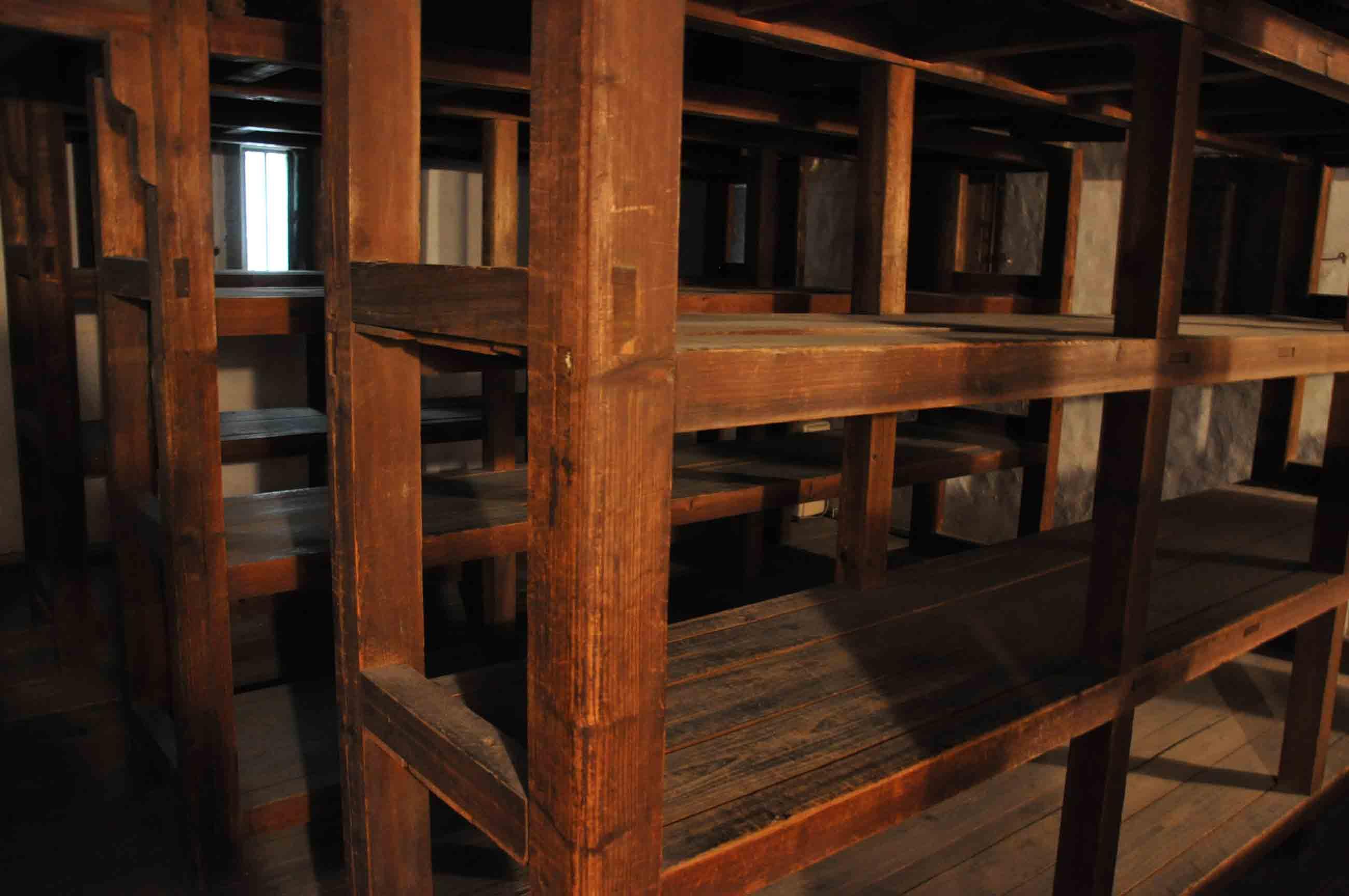 Tak Sang On Pawnshop storeroom shelves